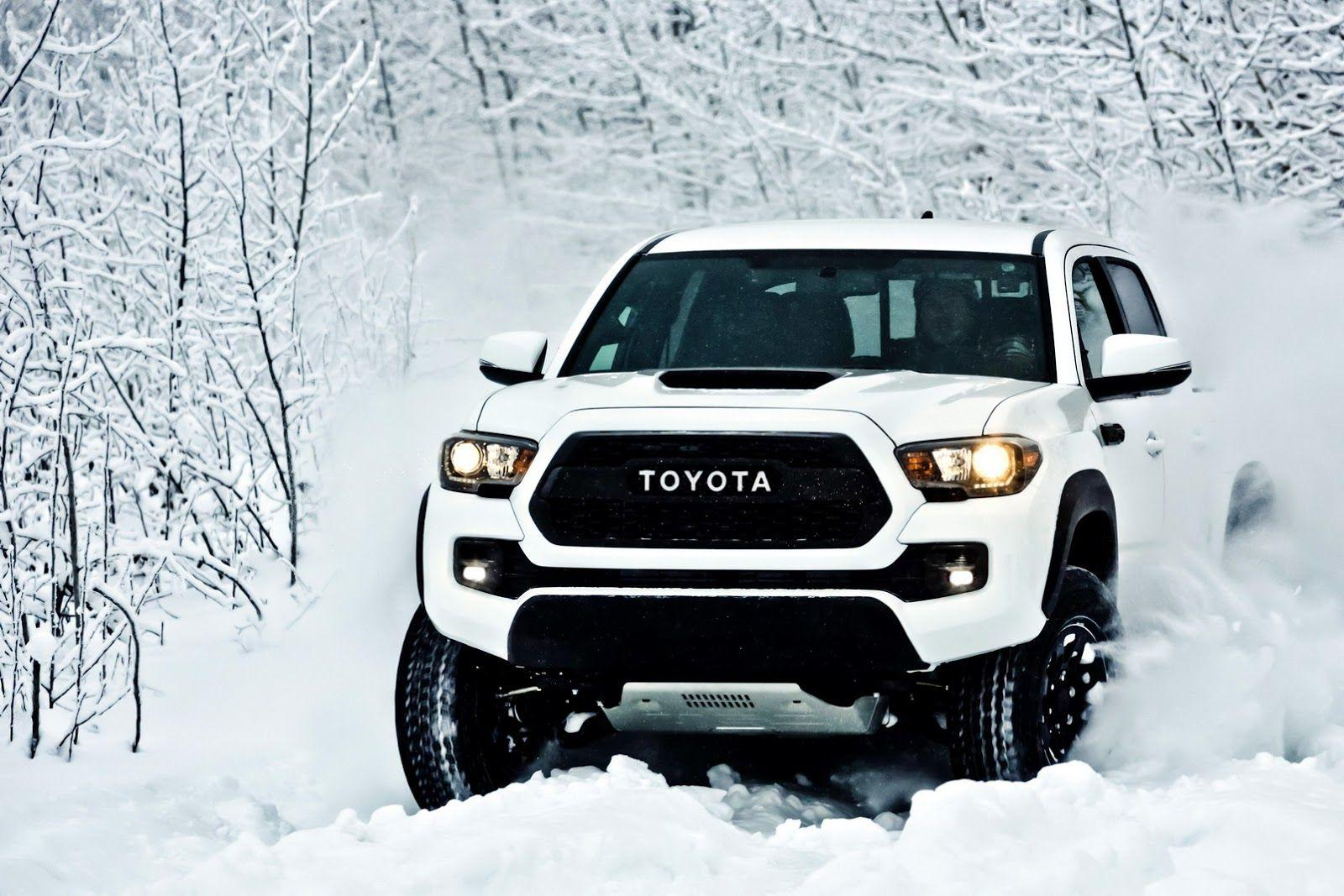 Most Advanced pickup-wallpaper 2017-toyota-tacoma-trd-pro-is-a ...