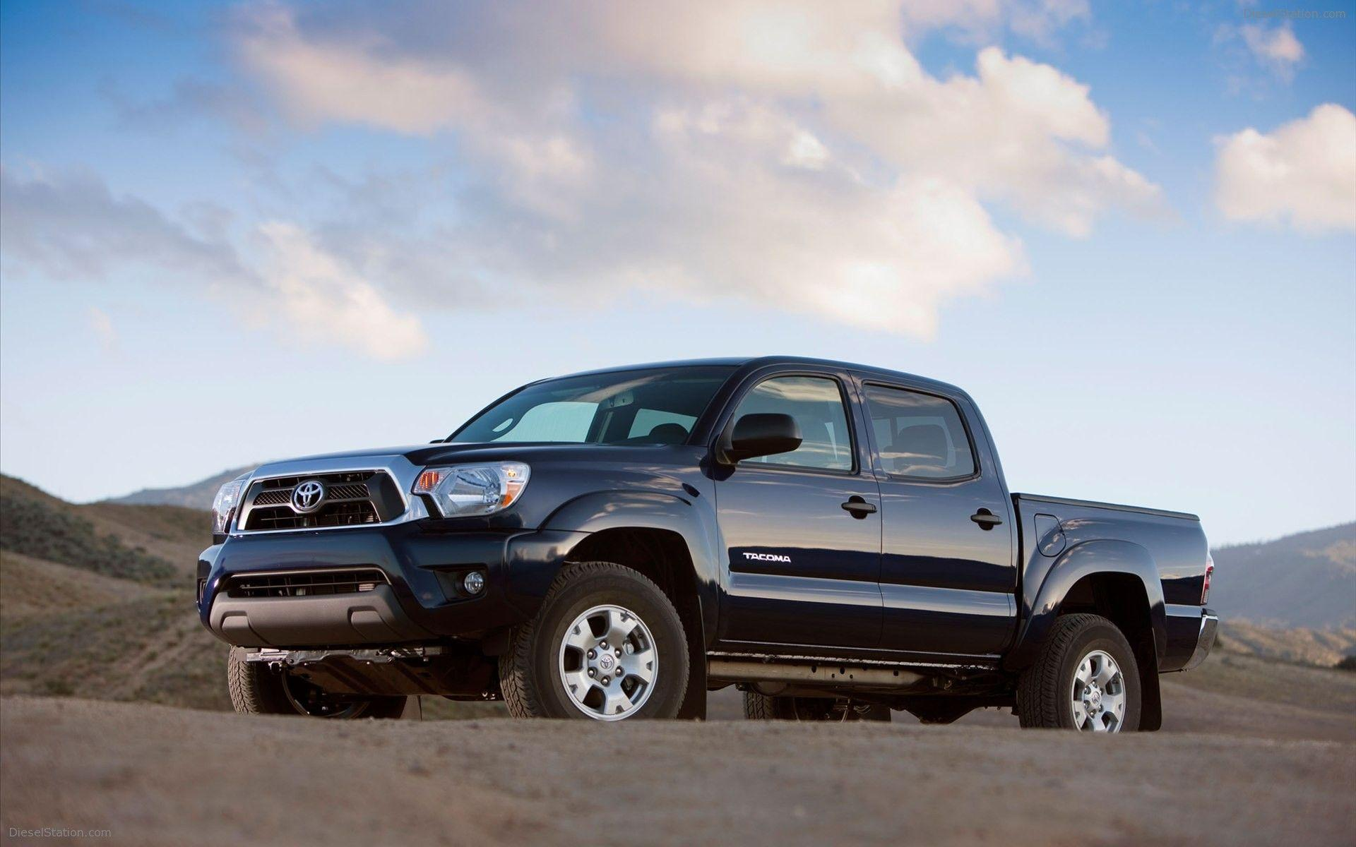 Toyota Tacoma 2012 Widescreen Exotic Car Wallpapers of 45