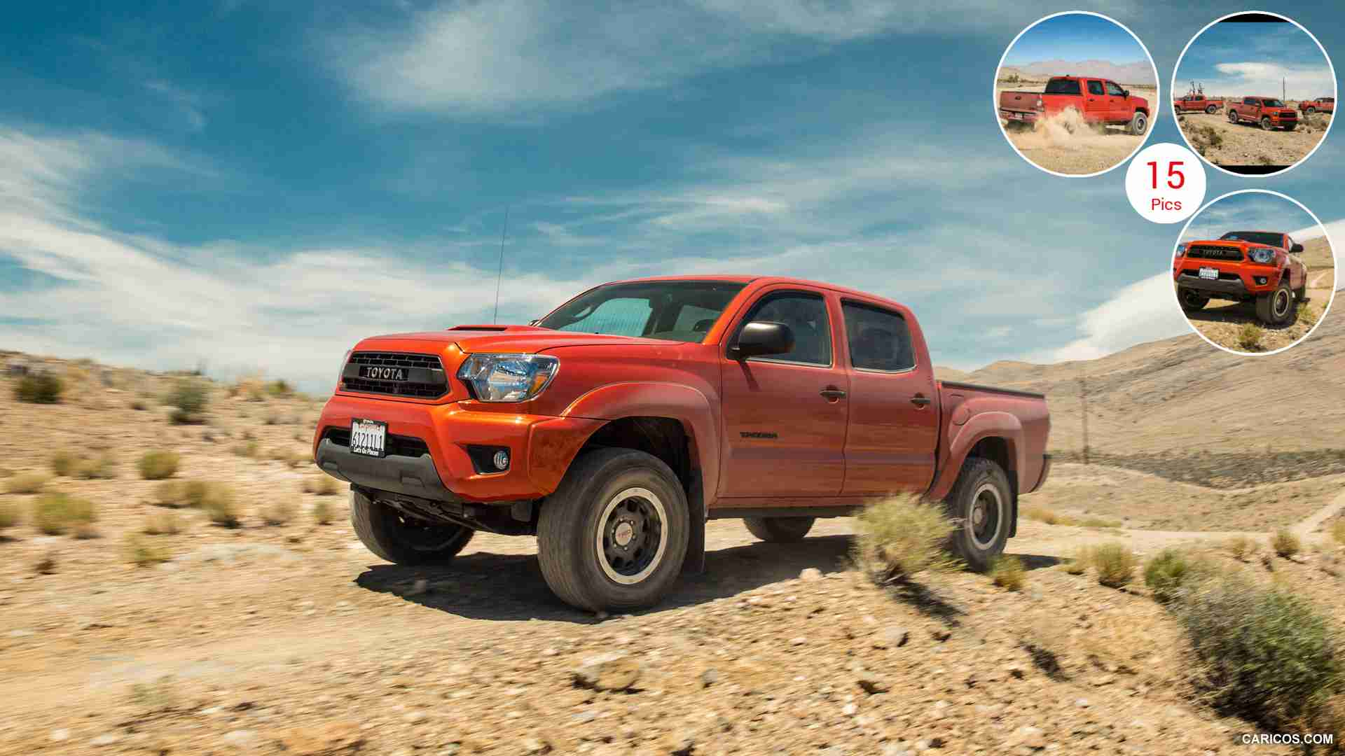 2015 Toyota Tacoma TRD Pro Series | Download Wallpaper | Pinterest ...