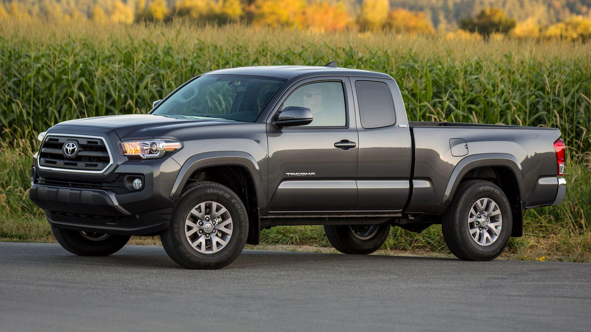 Toyota Tacoma SR5 Access Cab (2016) Wallpapers and HD Images - Car ...