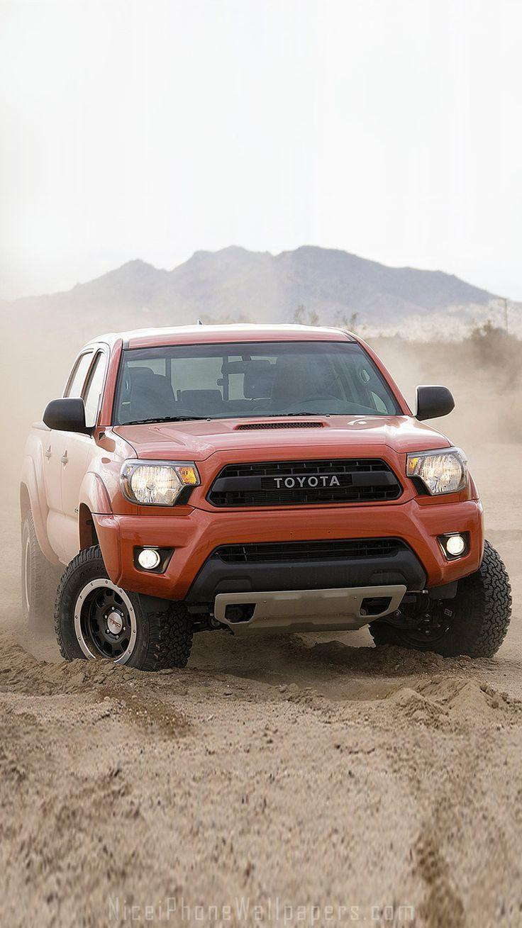 Toyota Tacoma TRD iPhone 6/6 plus wallpapers