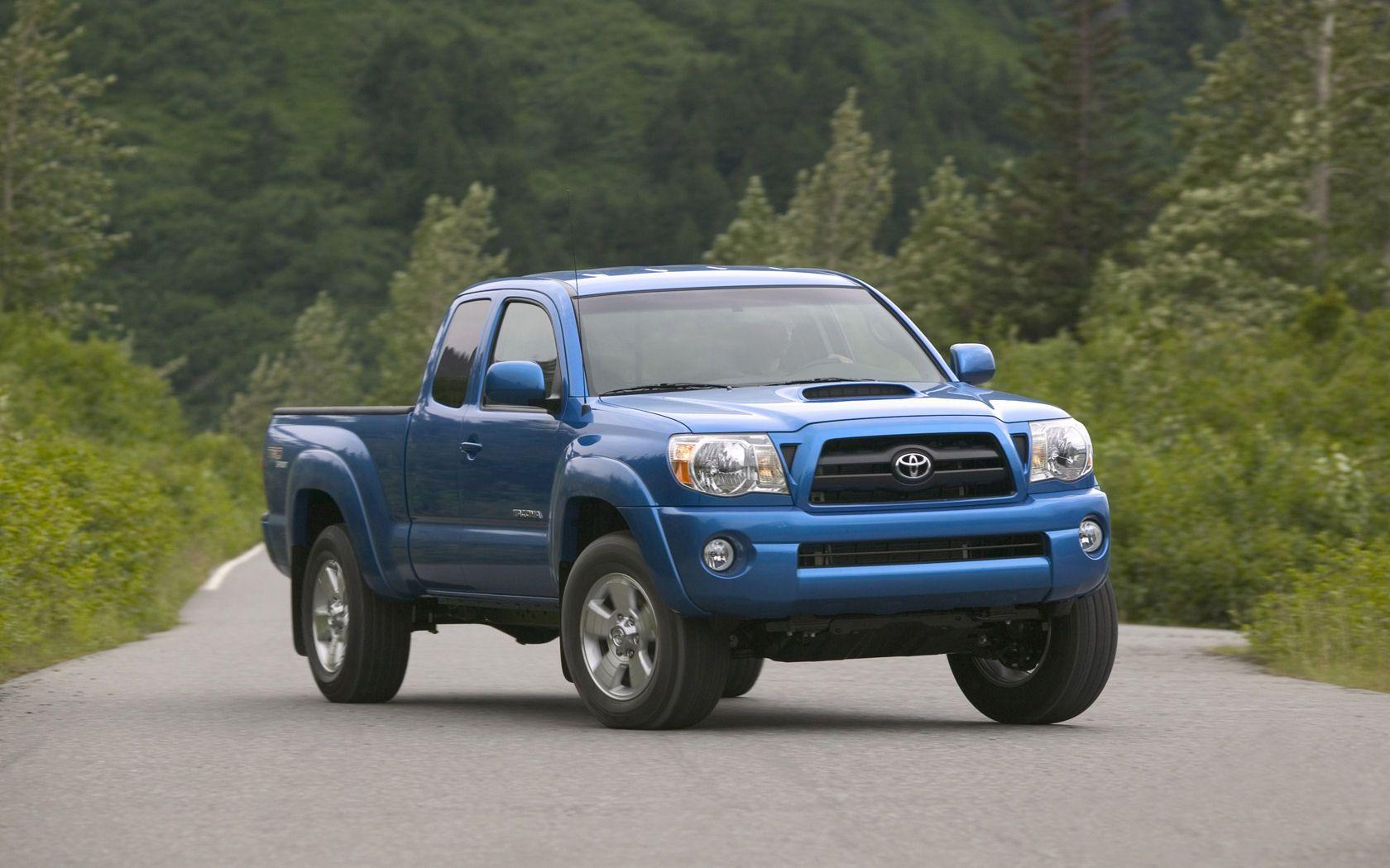 Toyota Tacoma, PreRunner, AWD, V6 - Free Widescreen Wallpaper ...
