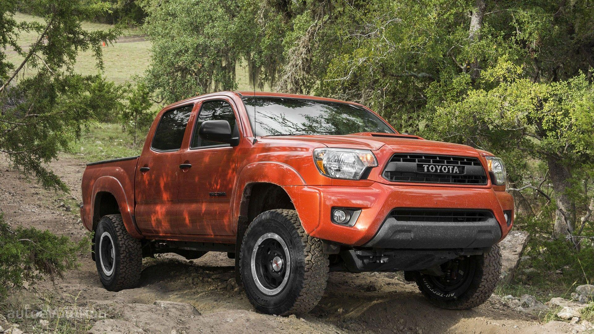 2015 Toyota Tacoma TRD Pro HD Wallpapers: Conquering Jurassic