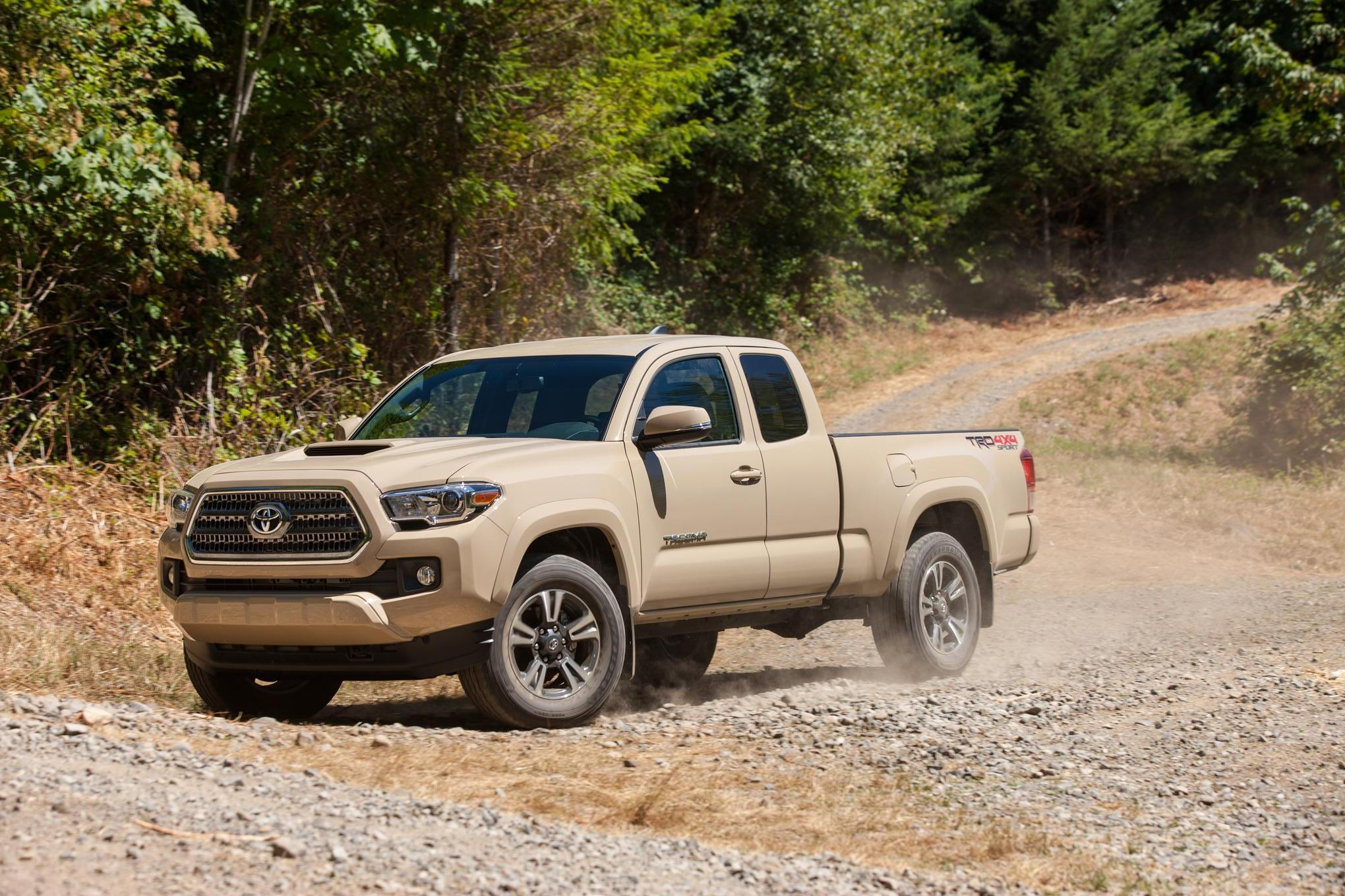 2016 TOYOTA TACOMA TRD SPORT COMPUTER WALLPAPERS