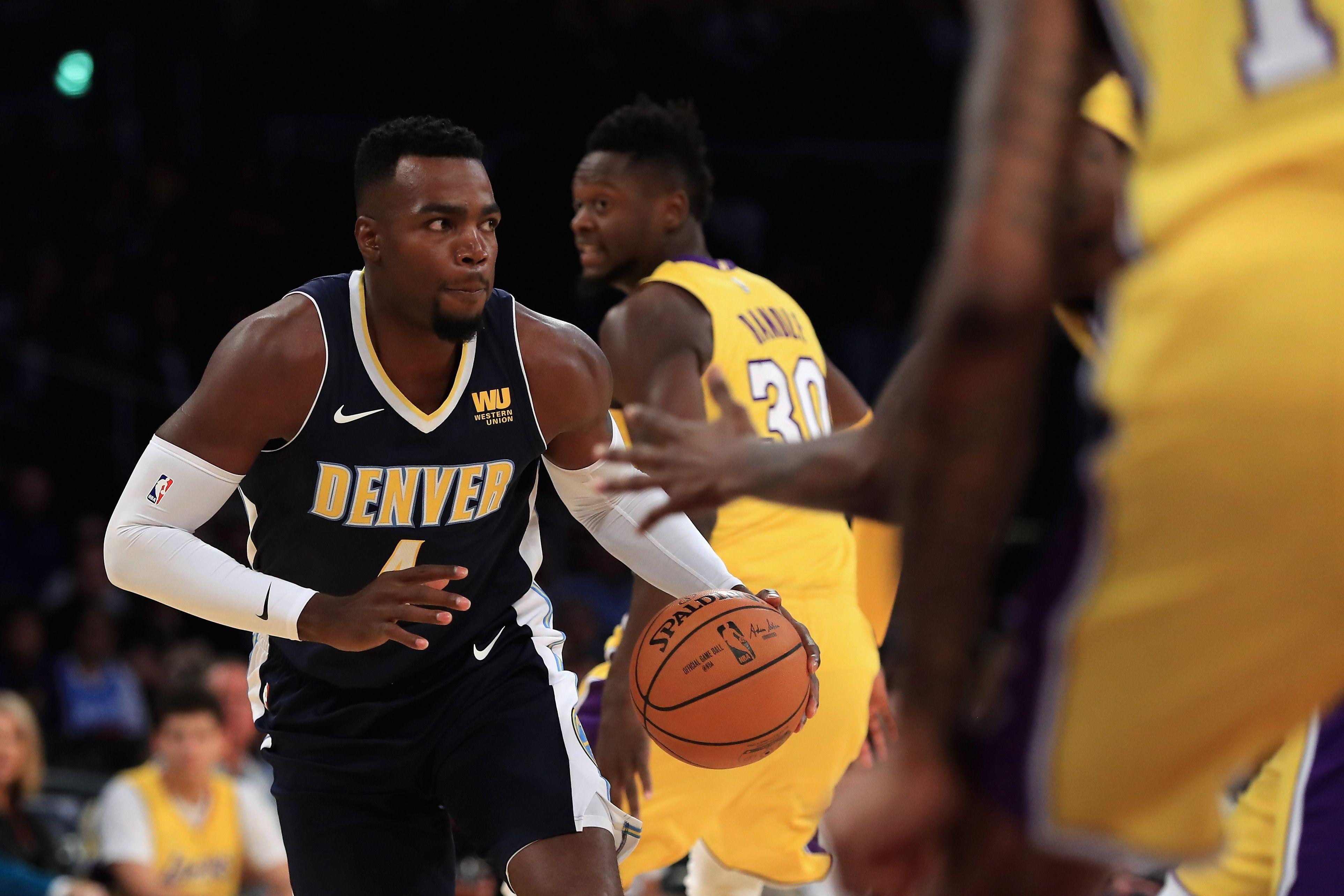 Paul Millsap will have a positive impact for the Denver Nuggets