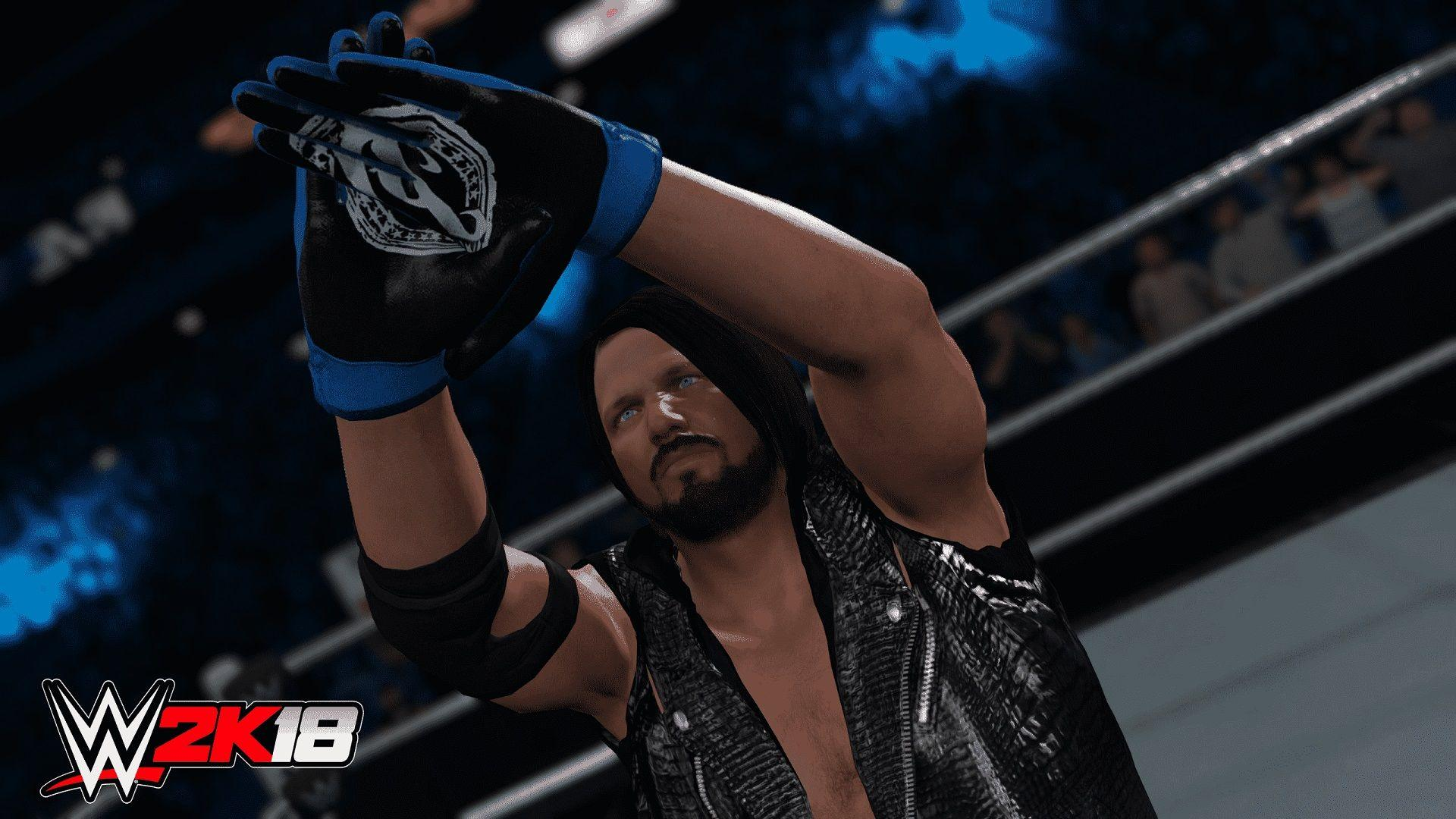 WWE 2K18 Wallpapers - Wallpaper Cave