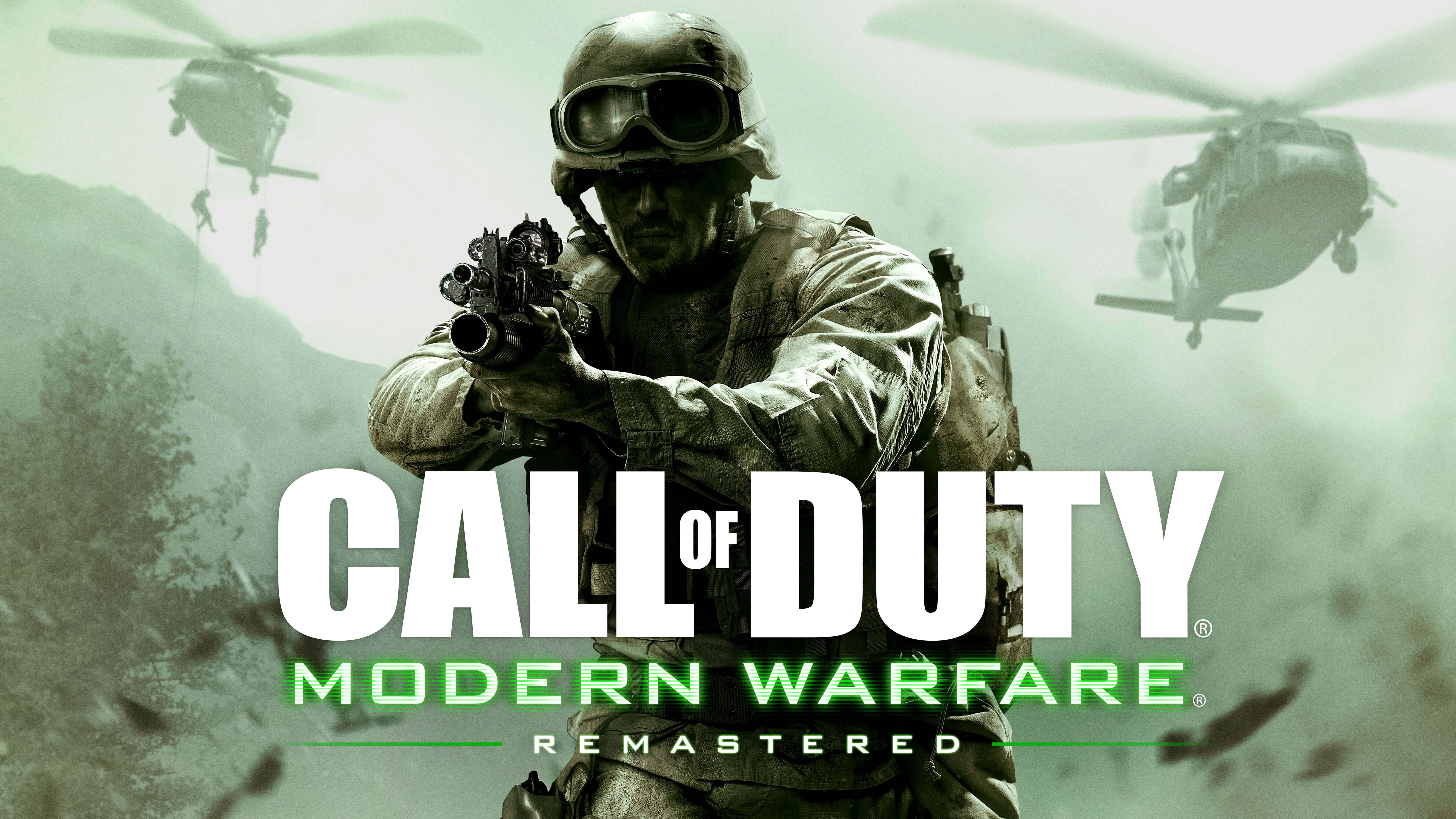 Call of Duty 4 Modern Warfare Remastered UHD 8K Wallpaper | Pixelz