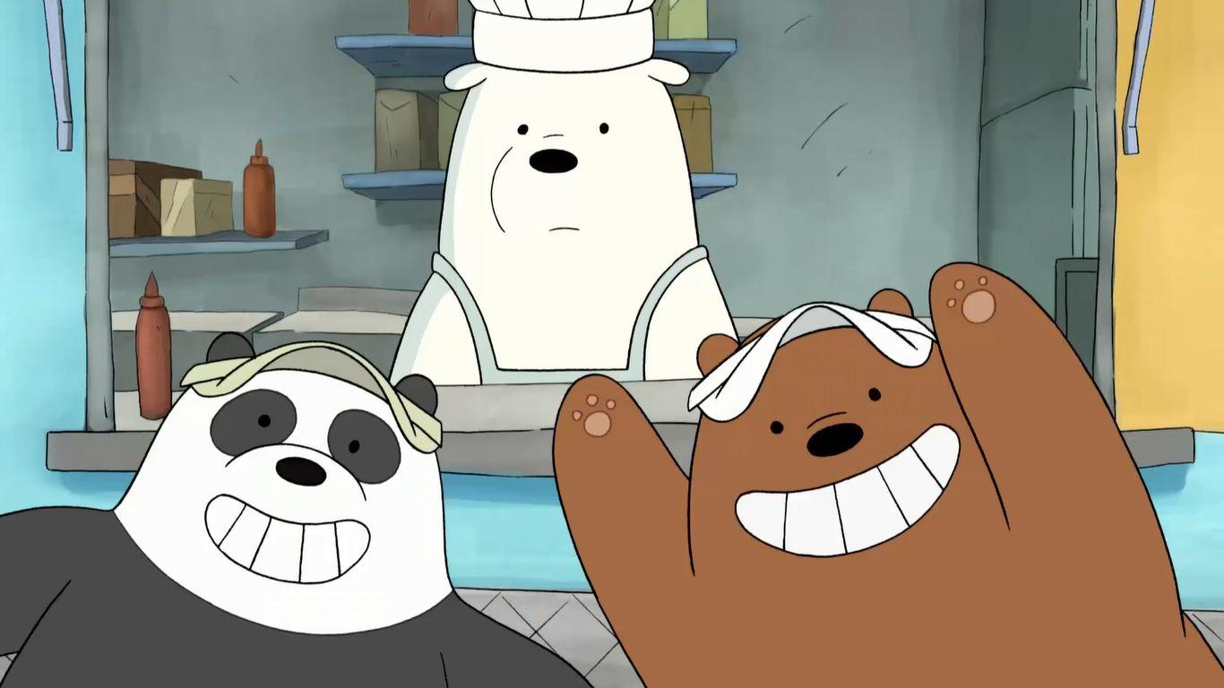 We Bare Bears HD Wallpapers - Wallpaper Cave