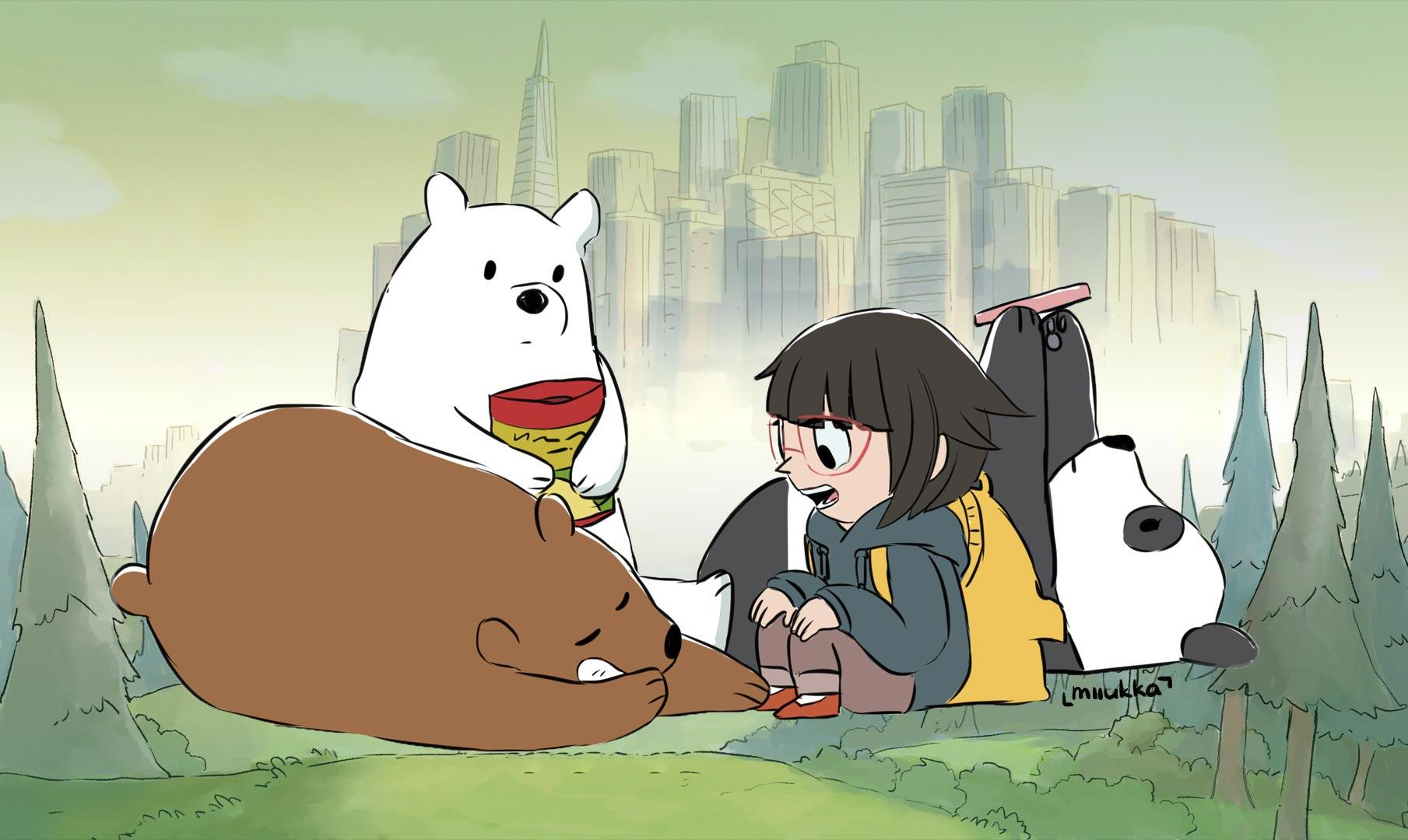 We Bare Bears 2018 Wallpapers - Wallpaper Cave