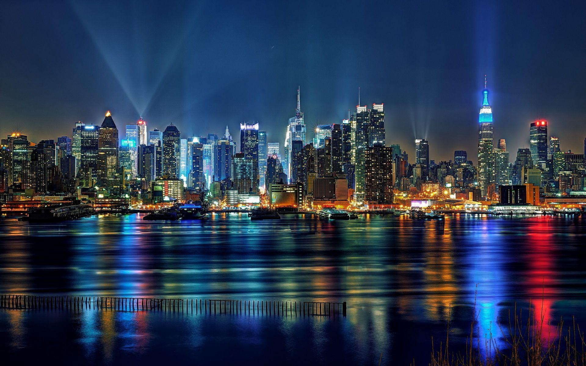 New York Hd Wallpapers on WallpaperGet