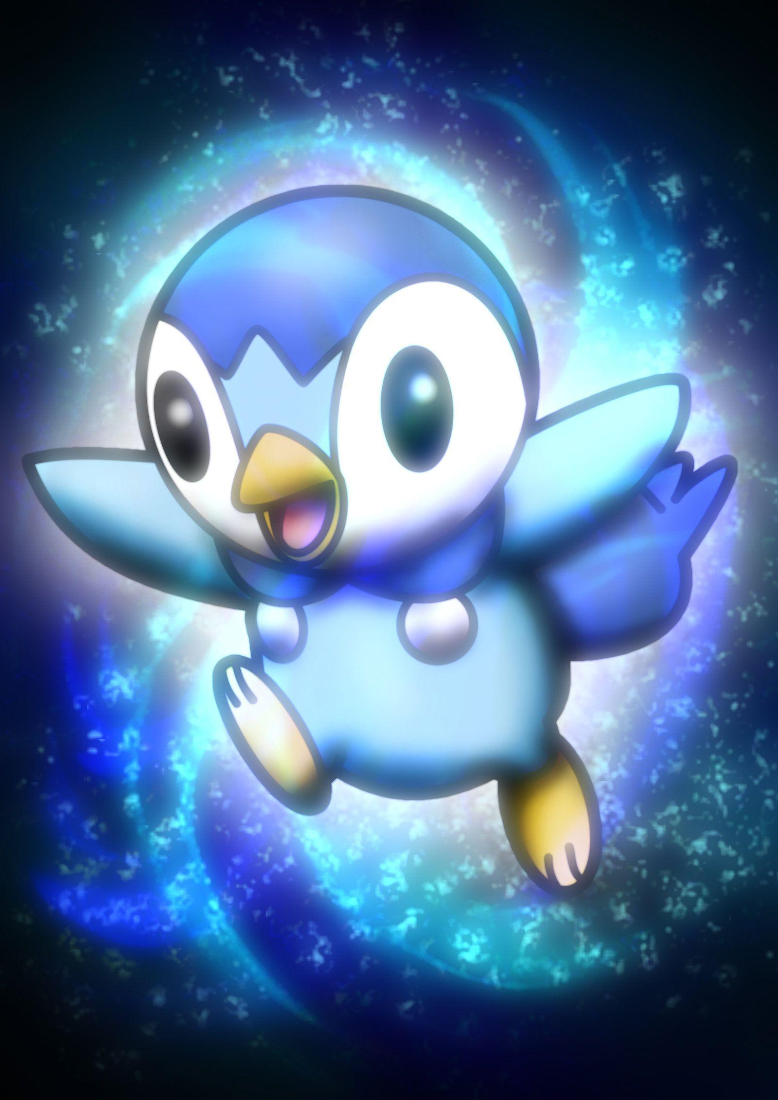 digital : pokemon Piplup 02 2014 by darshan2good on DeviantArt
