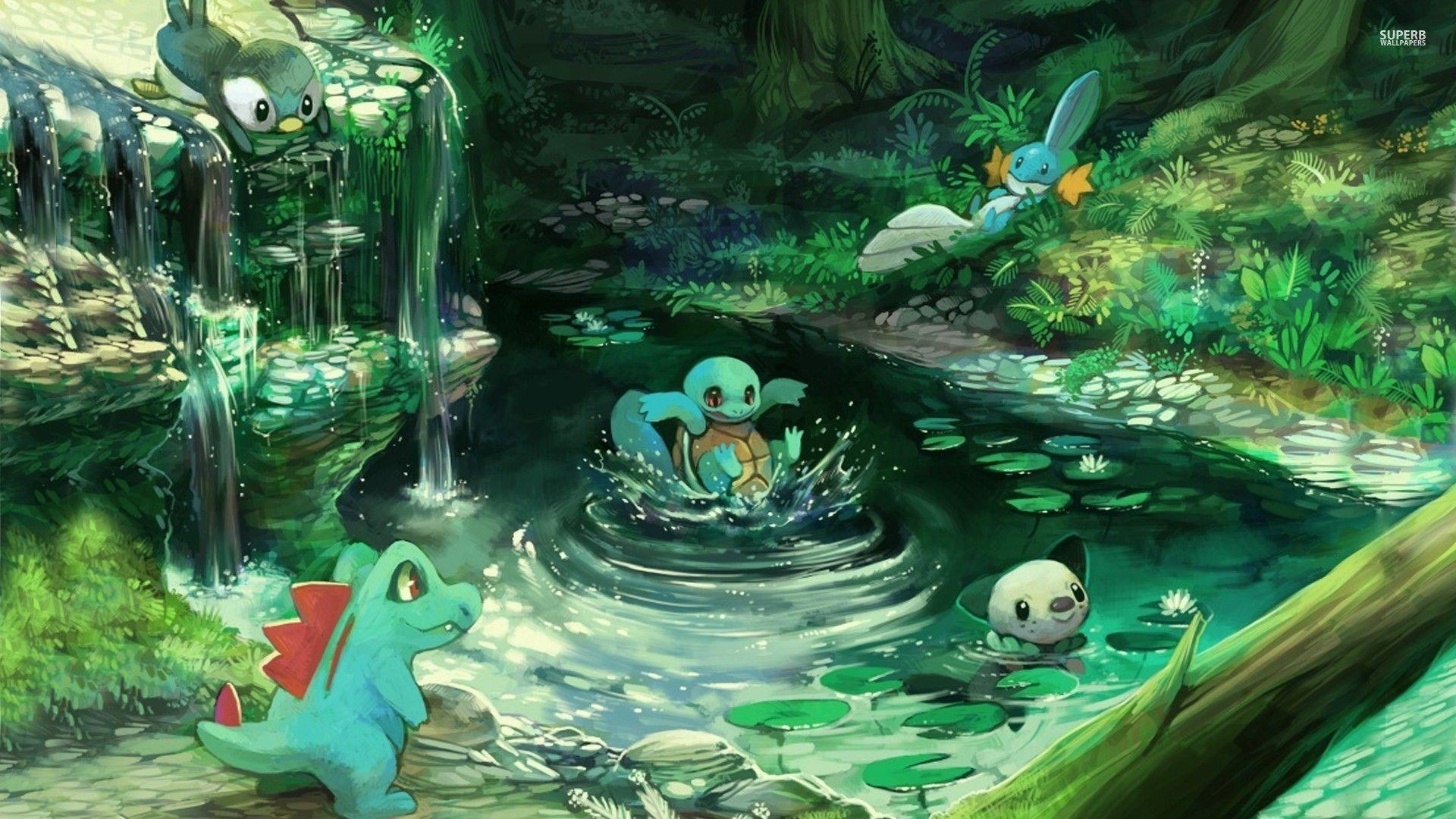 pokemon Full HD Wallpaper and Background Image | 1920x1080 | ID:686188