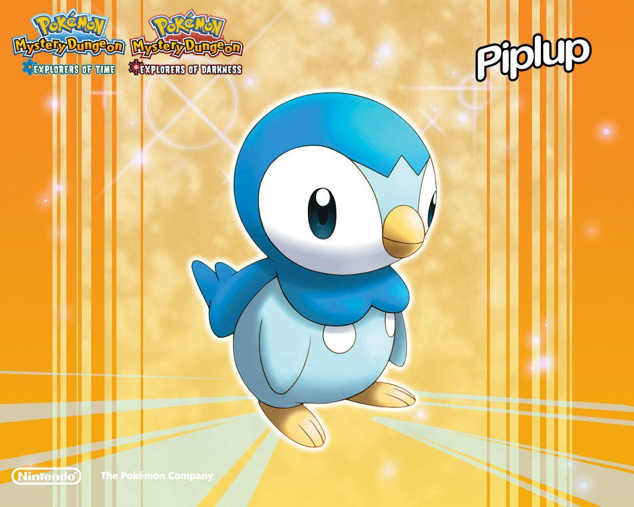 Piplup Wallpaper at Wallpaperist