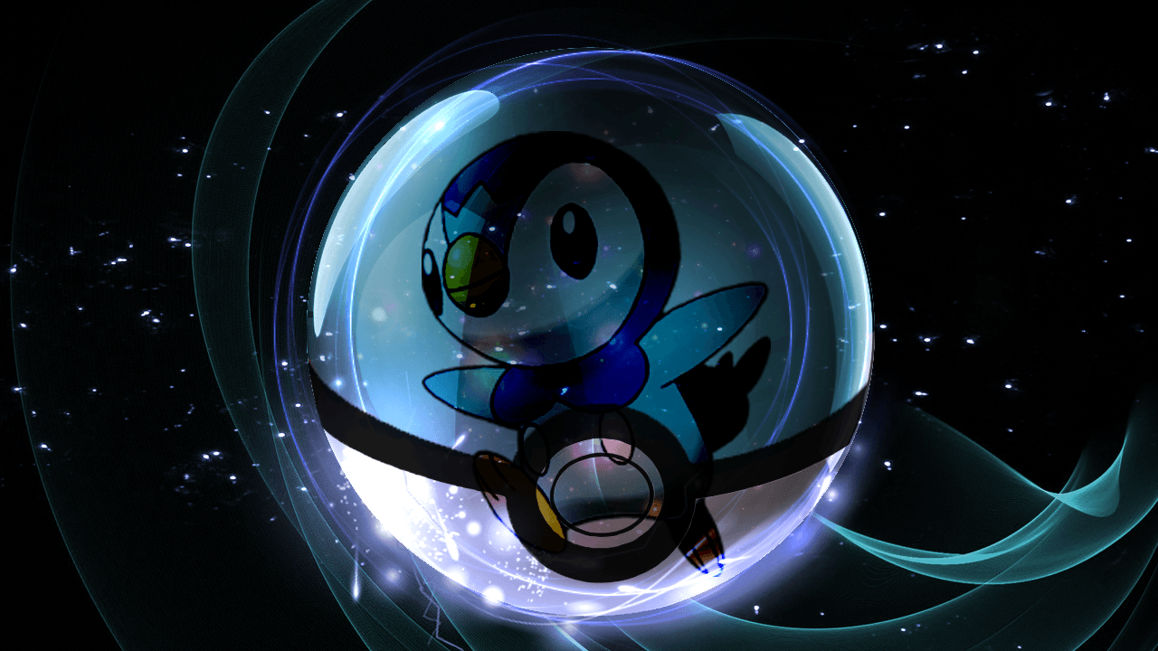 Pokeball : Piplup by Gnoum on DeviantArt