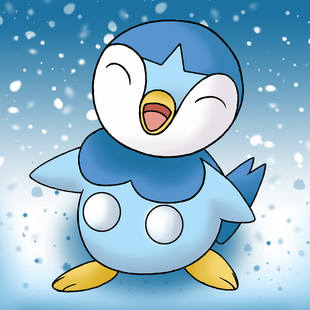 Pokeddexy Challenge: Day 26 - Piplup by TimeSorceror on DeviantArt