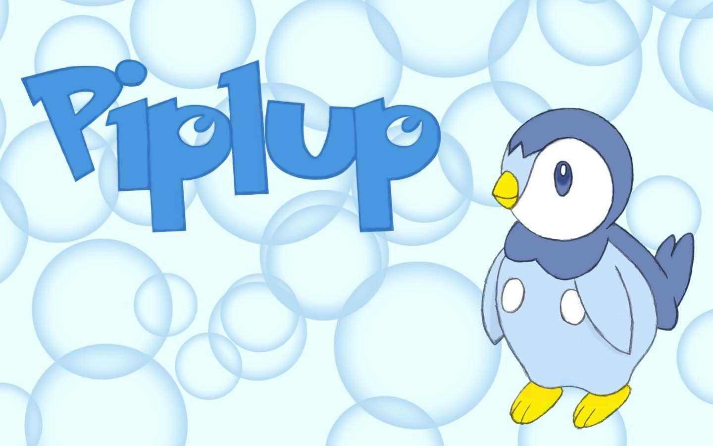 Piplup Wallpaper by Kashikuwa on DeviantArt
