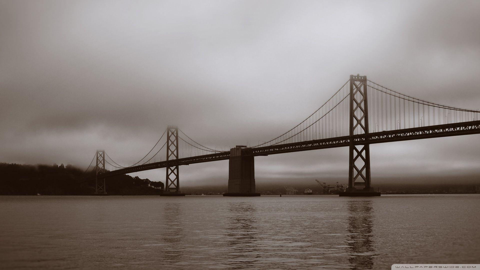 San Francisco Bay Bridge Wallpapers Wallpaper Cave