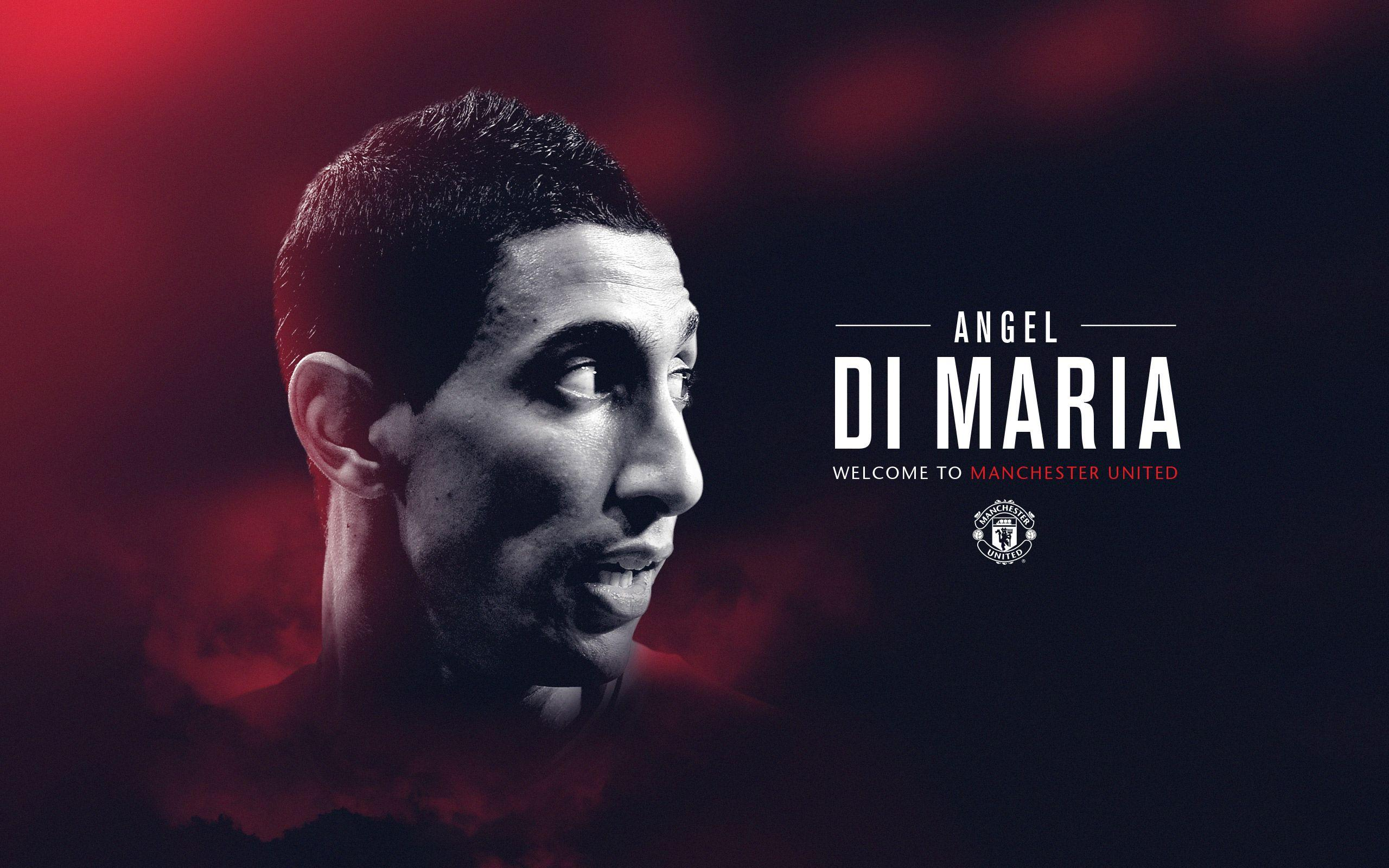 Di María Wallpapers Wallpaper Cave