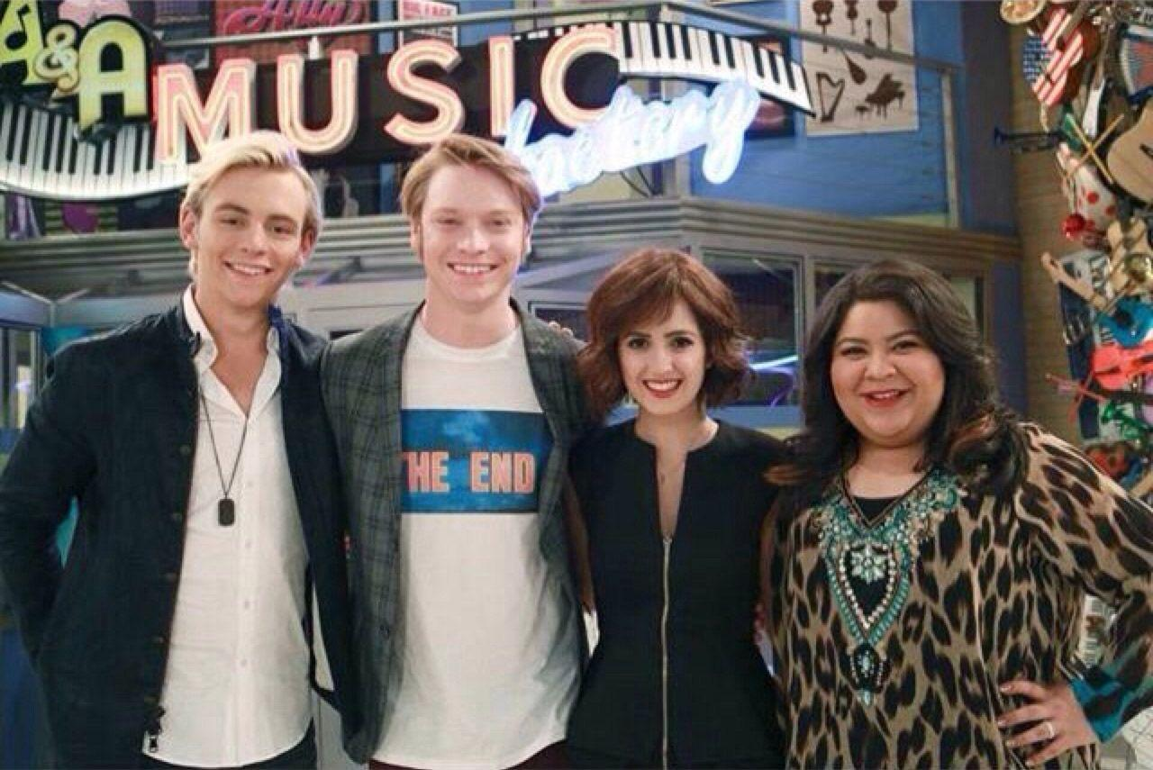 austin and ally trish and dez dating part 1