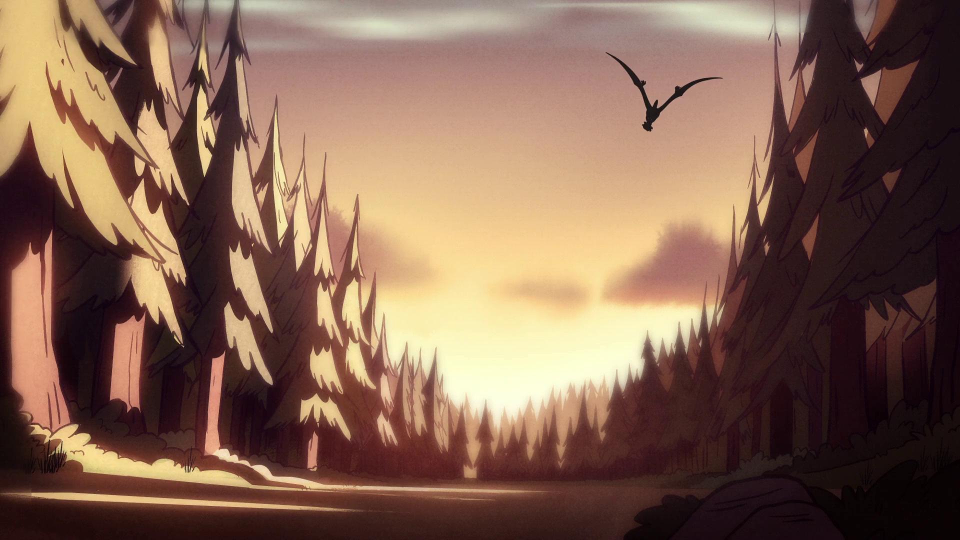 Gravity Falls HD Wallpapers - Wallpaper Cave