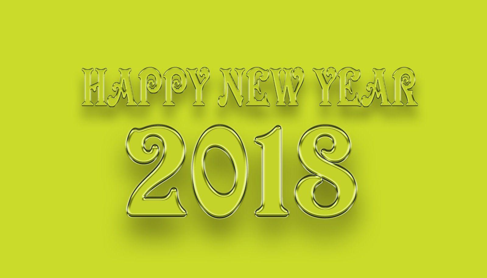 Happy New Year 2018 HD Wallpapers - Wallpaper Cave