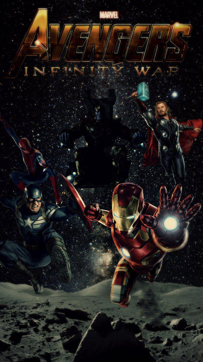Avengers Infinity War: HD Mobile Wallpapers by Theincrediblejake on