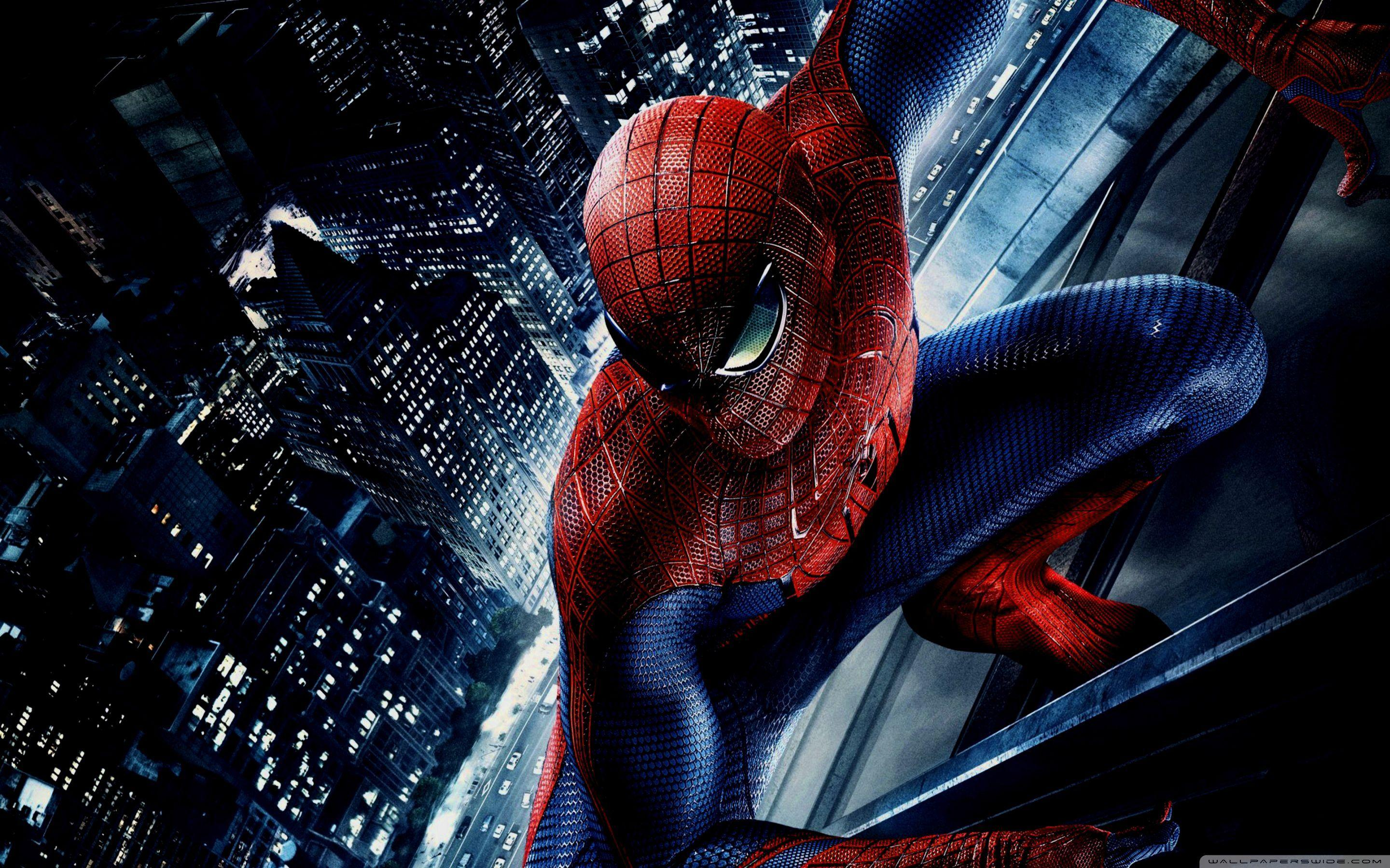 Spiderman Hd Wallpapers Desktop