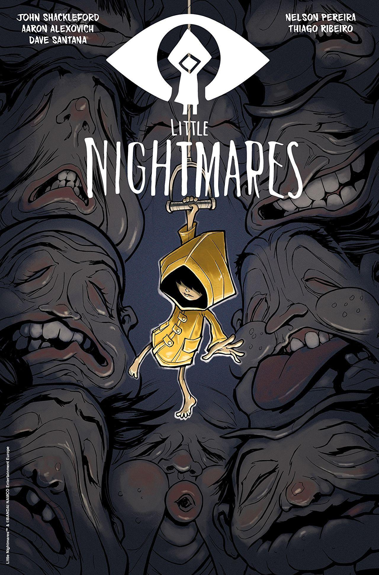 Little Nightmares Wallpapers - Wallpaper Cave