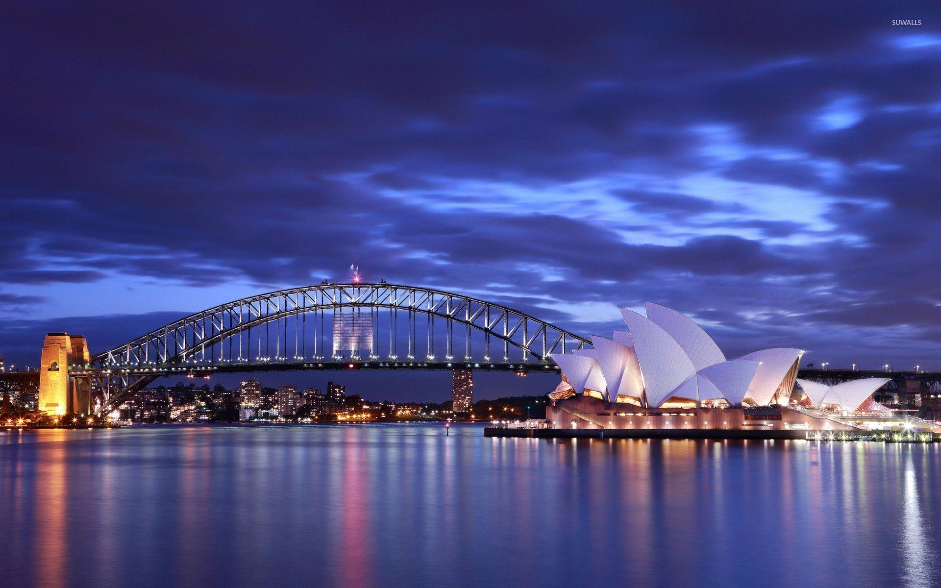 Sydney Harbour Bridge [4] wallpaper - World wallpapers - #46994
