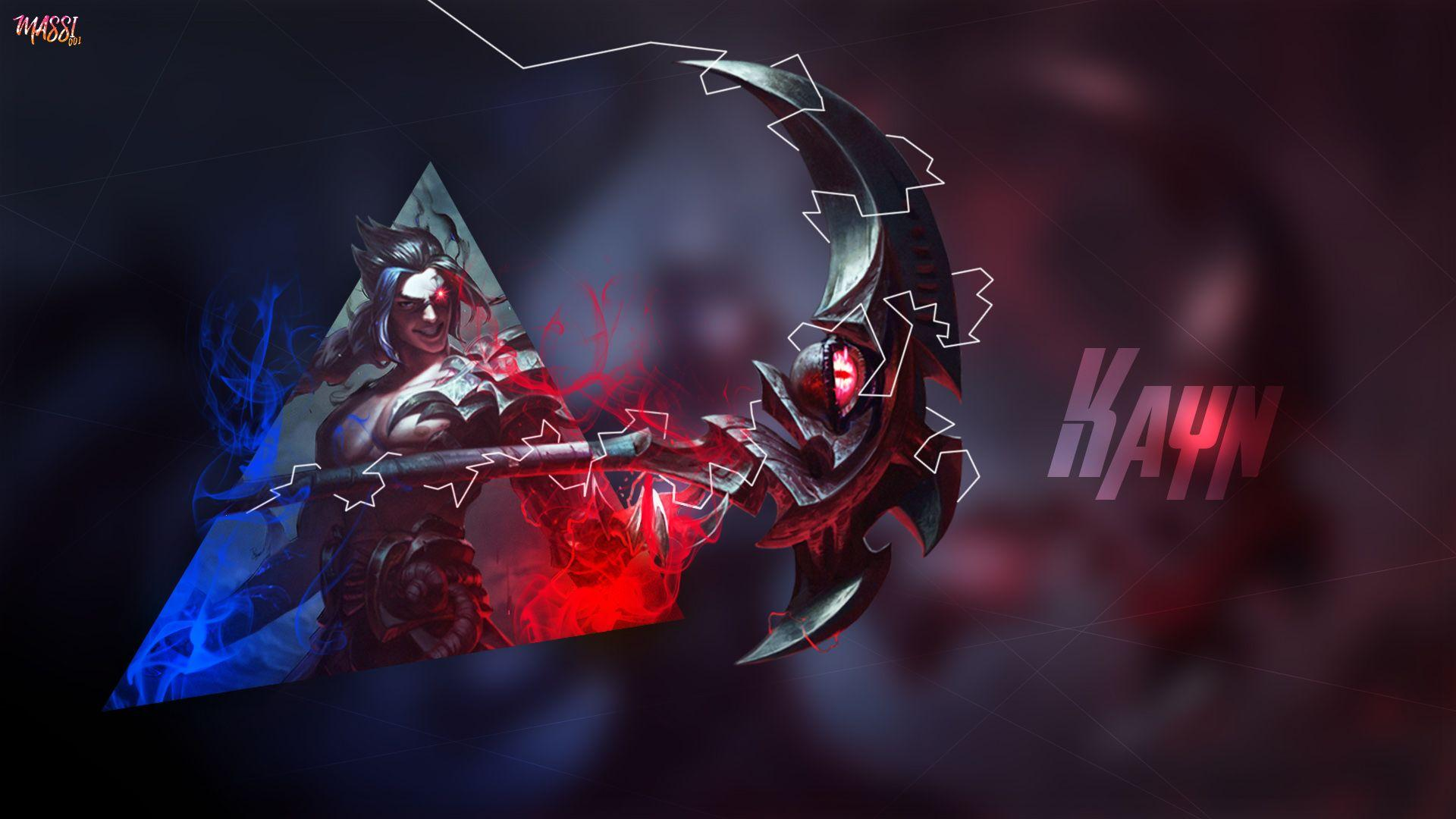 Kayn Wallpapers Wallpaper Cave