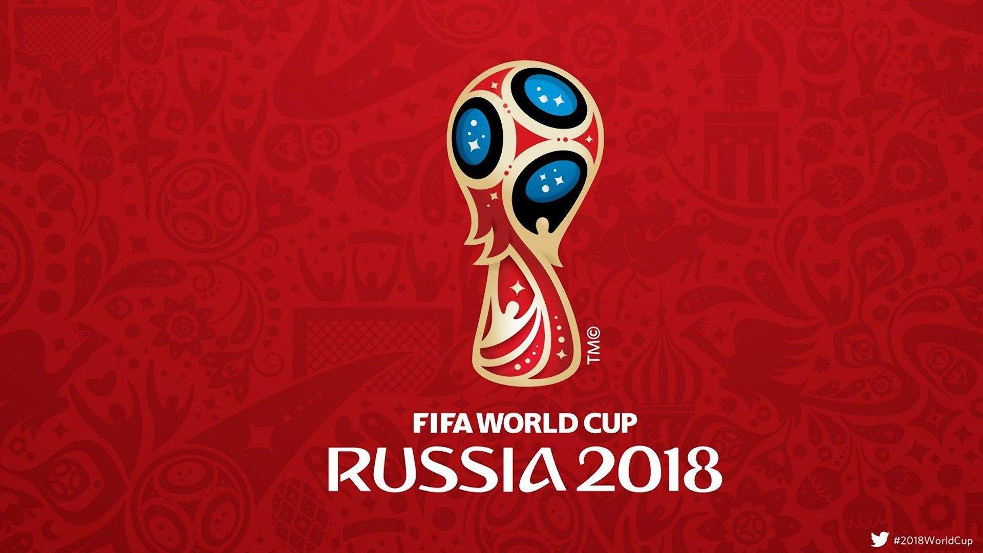 Download X  Fifa World Cup Logo Wallpaper