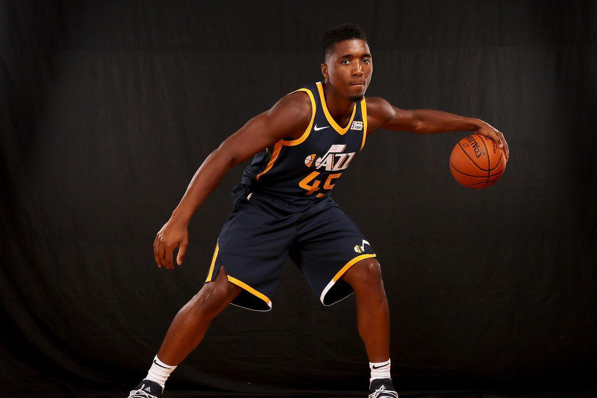 The Downbeat: NBA Rookies Show Respect for Donovan Mitchell