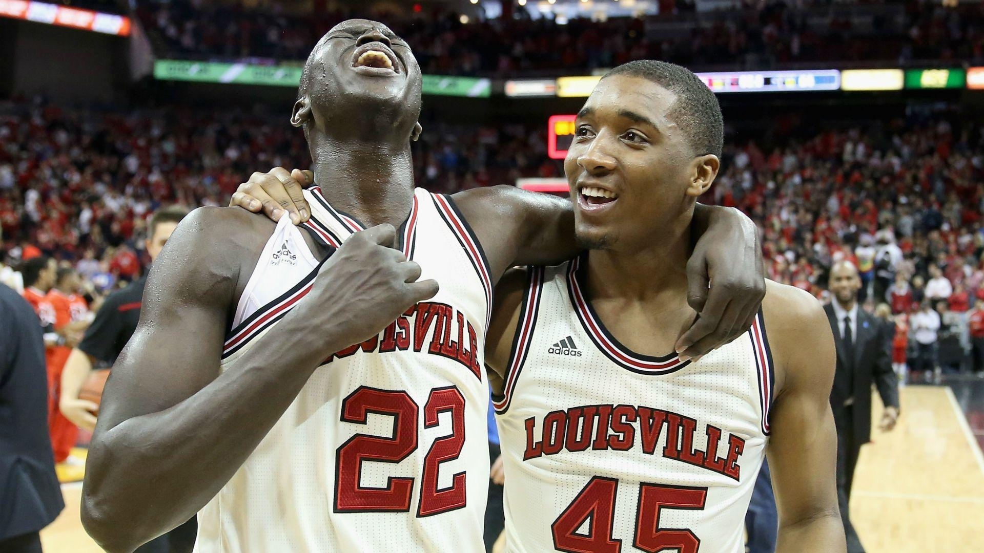 Louisville basketball's sophomores could take over NCAA, with NBA