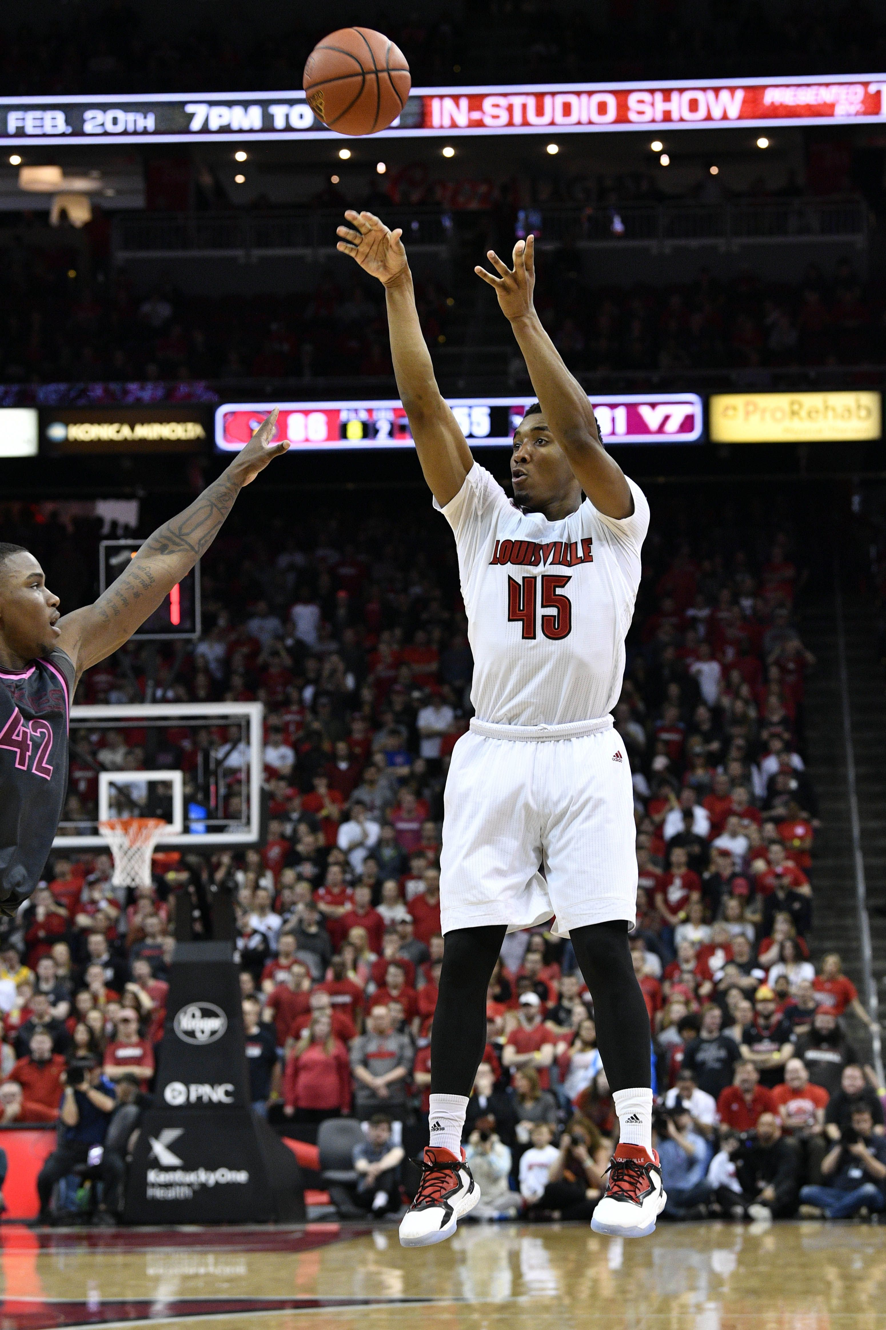 2017 NBA Draft Analysis: What to Expect from Louisville's Donovan