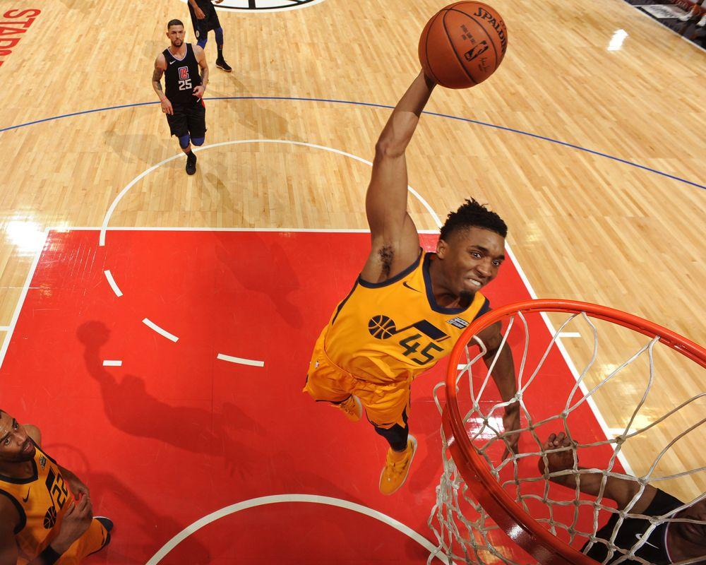 Austin Rivers: Donovan Mitchell Is 'The Best Rookie in the NBA
