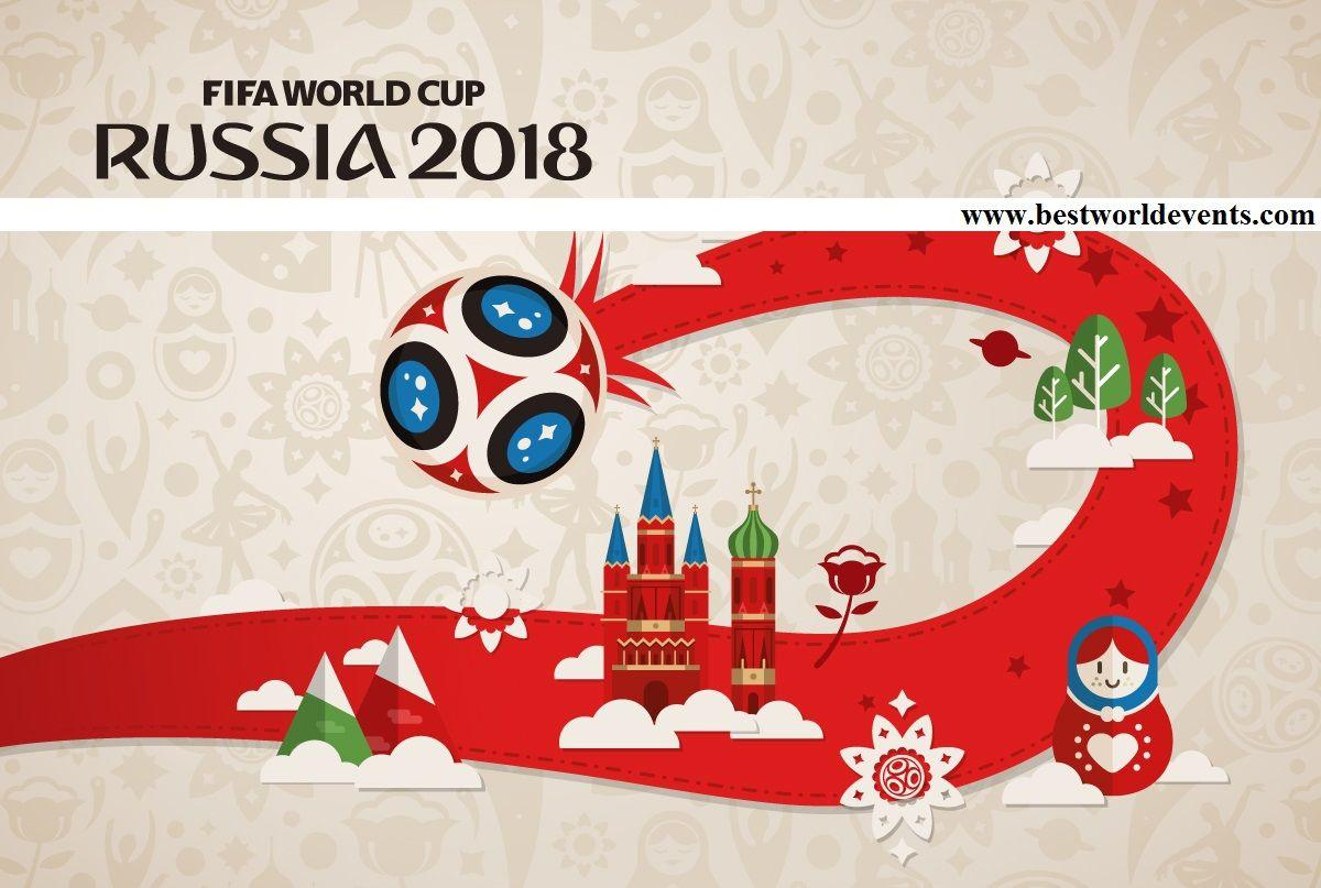 2018 Fifa World Cup Wallpapers Wallpaper Cave