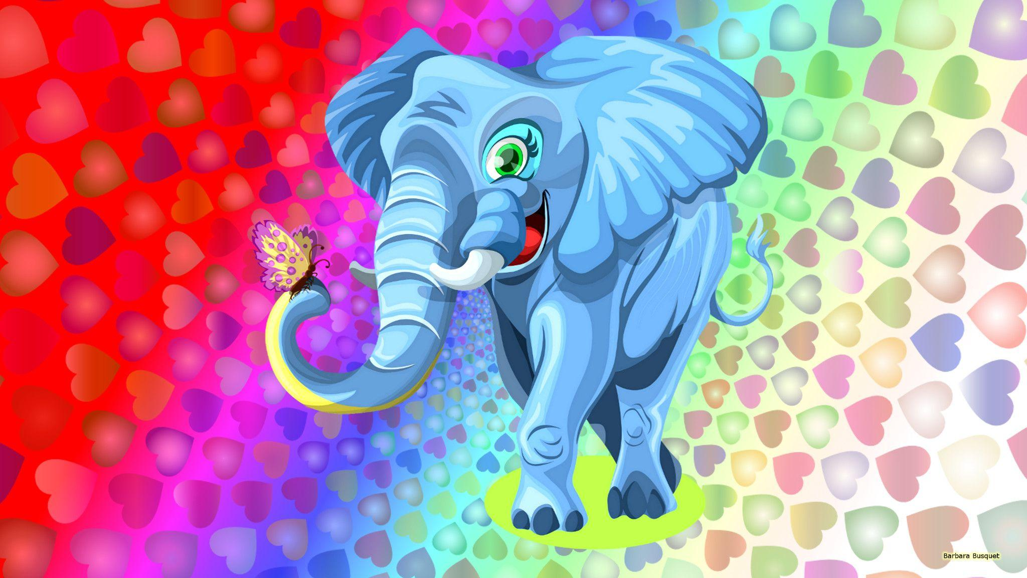 Indian Elephant Wallpapers