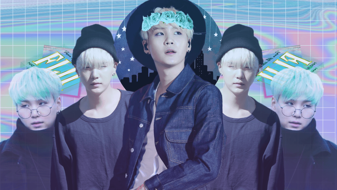 Suga Bts Wallpapers Wallpaper Cave