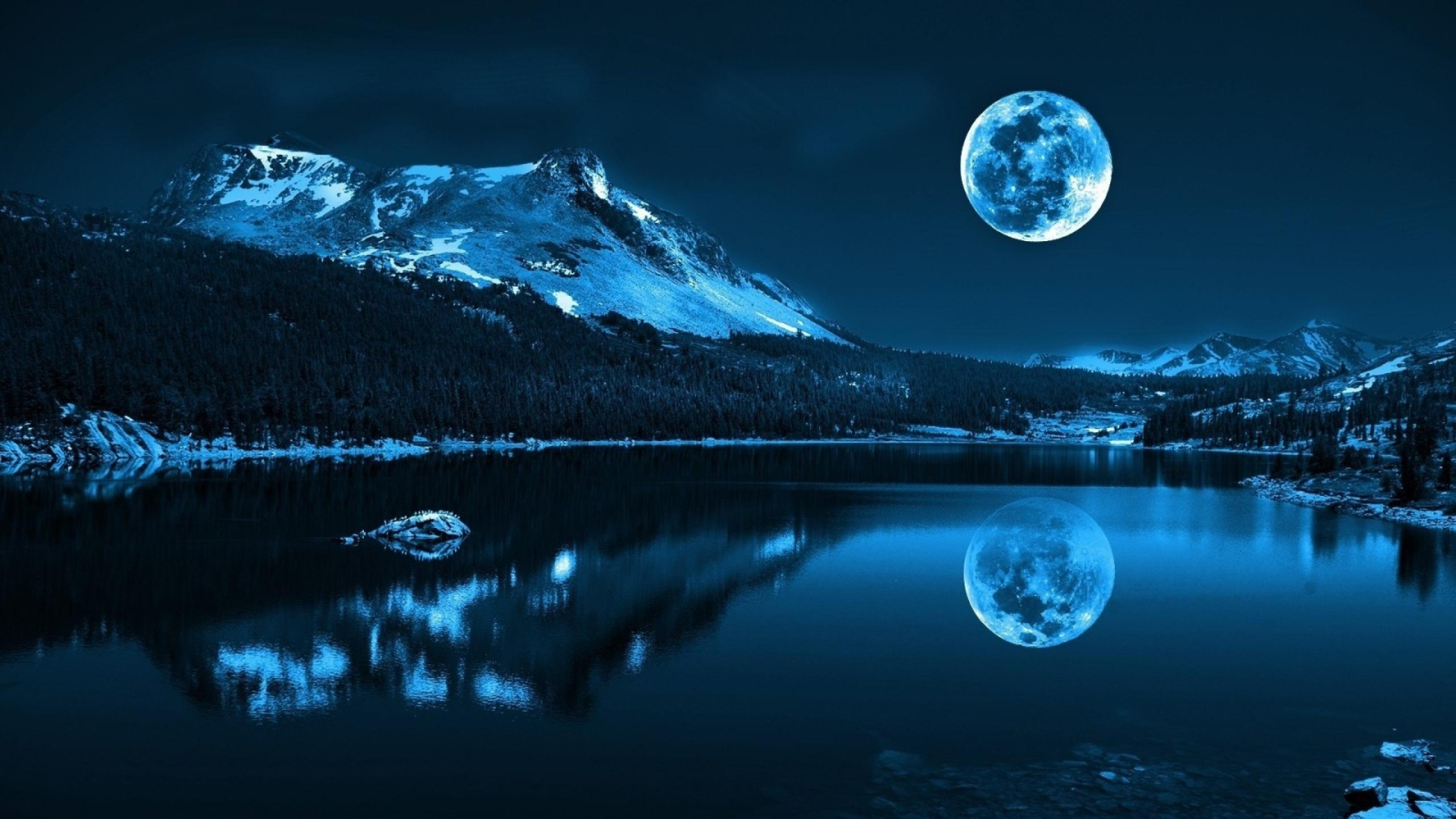 Supermoon Wallpapers - Wallpaper Cave