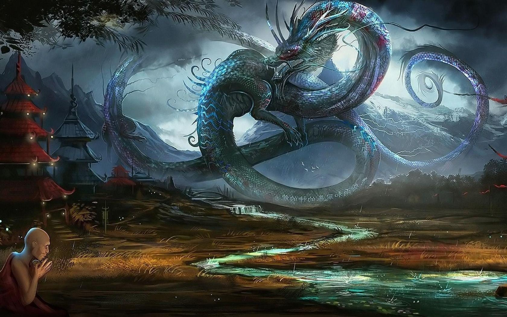Chinese Dragons Wallpapers Wallpaper