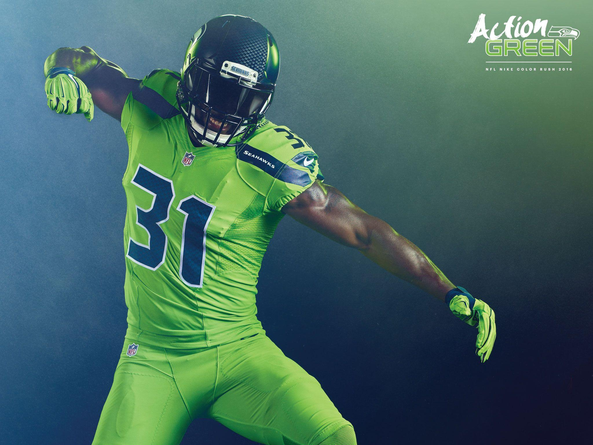 Kam Chancellor Wallpapers Wallpaper Cave