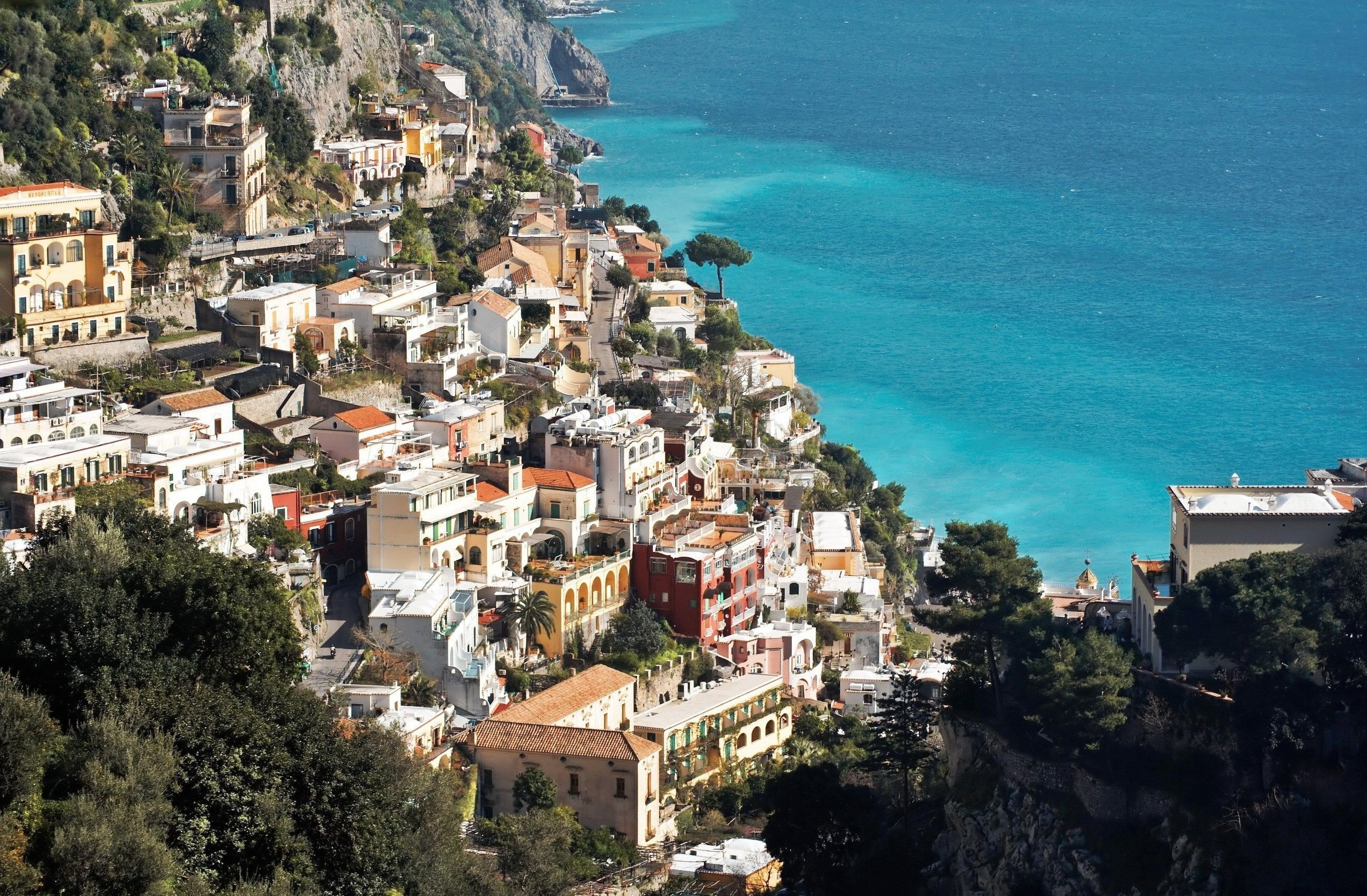 amalfi wallpapers and backgrounds