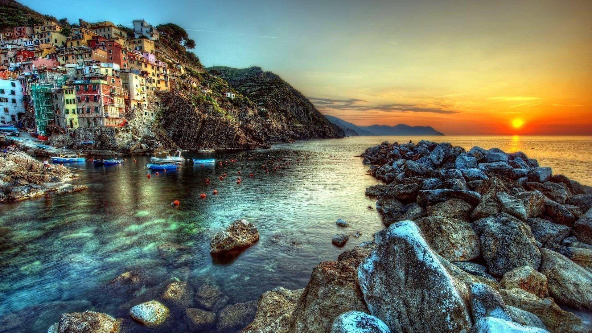 Amalfi Wallpapers Wallpaper Cave