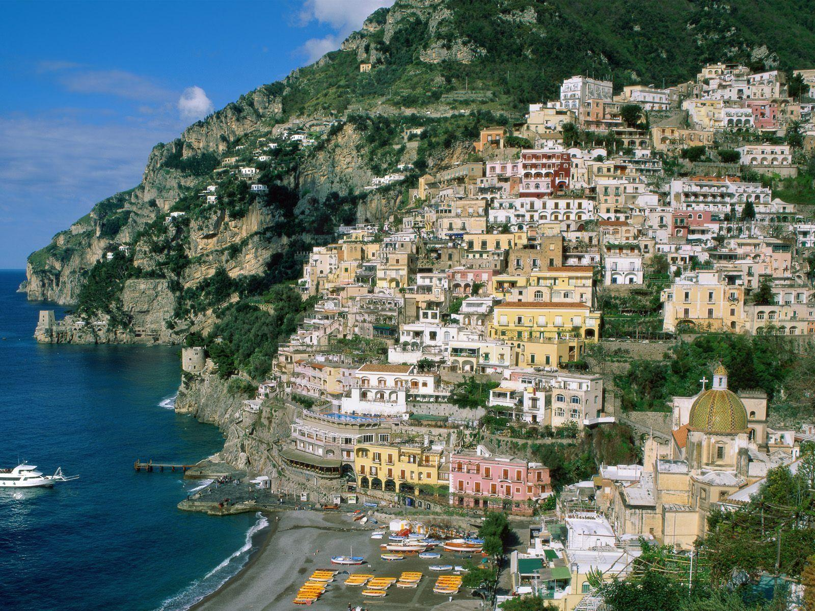 Amalfi Coast Wallpapers Italy World Wallpapers in jpg format for