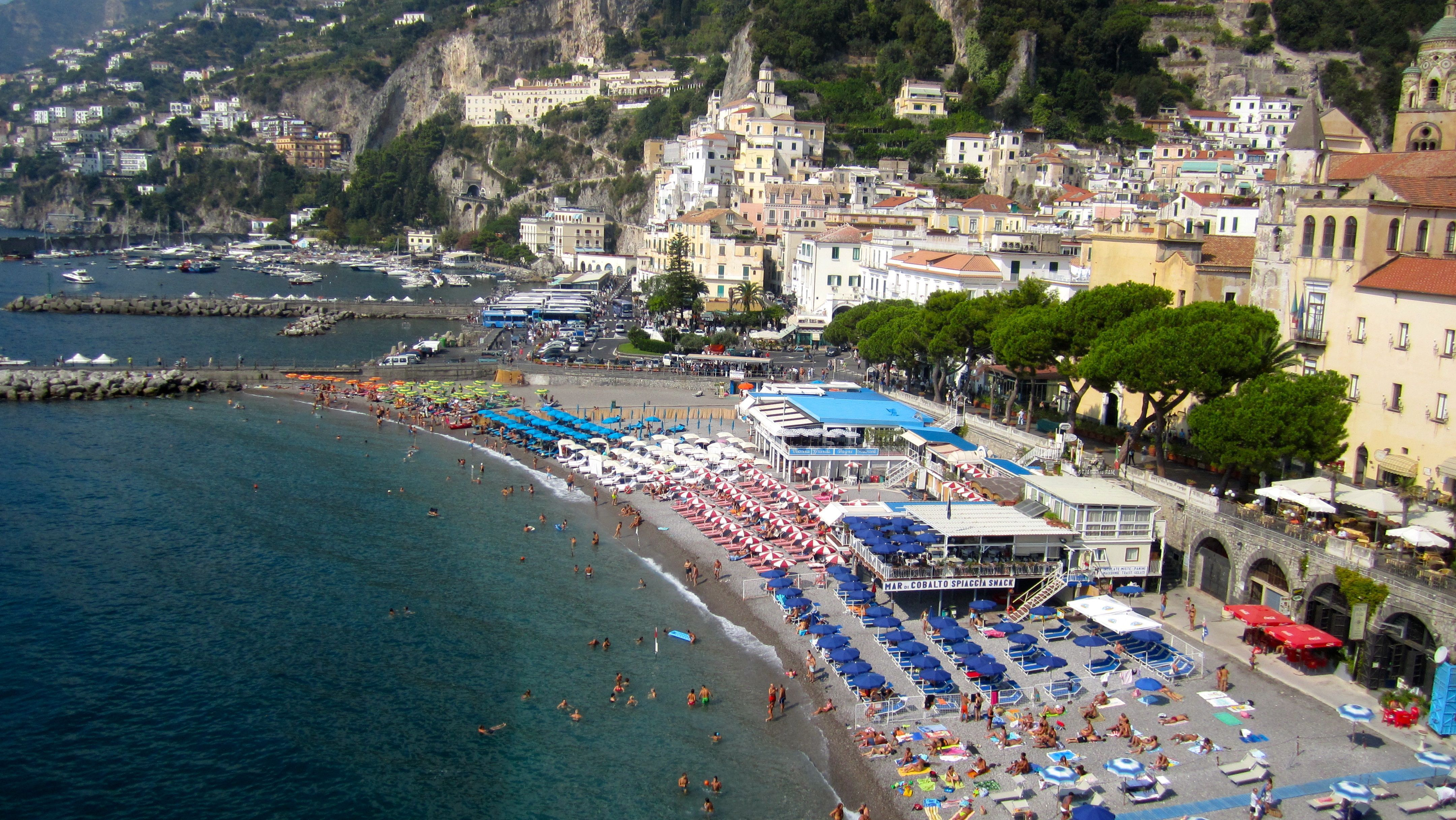 Amalfi - photo wallpapers, pictures from Amalfi