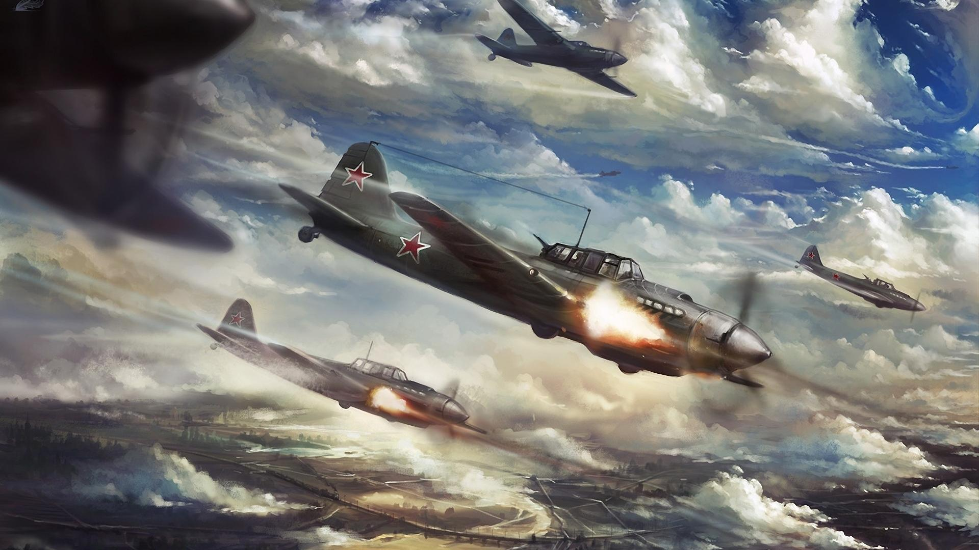 World War Two Planes Wallpapers Wallpaper Cave
