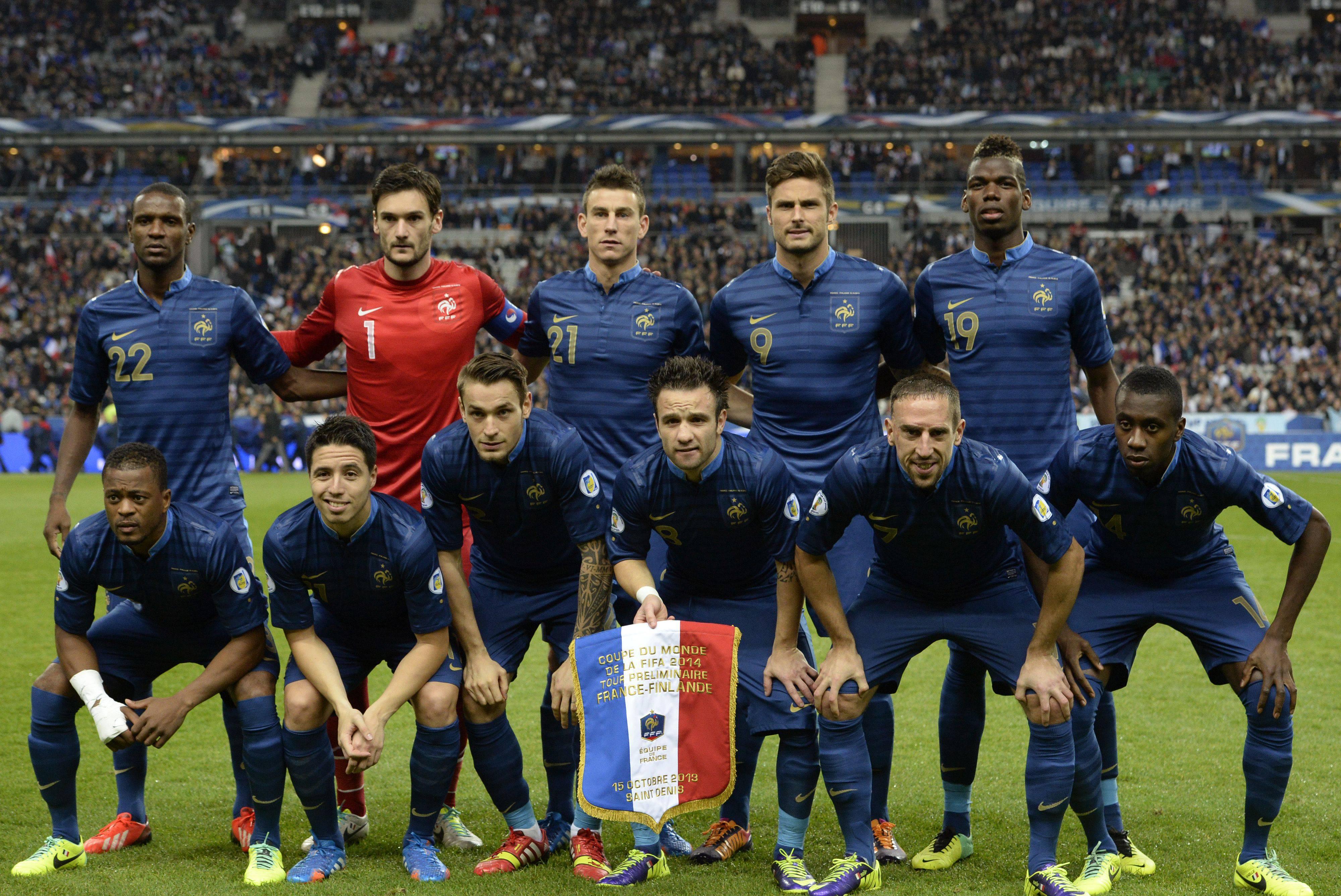 France National Football Team Teams Background 6
