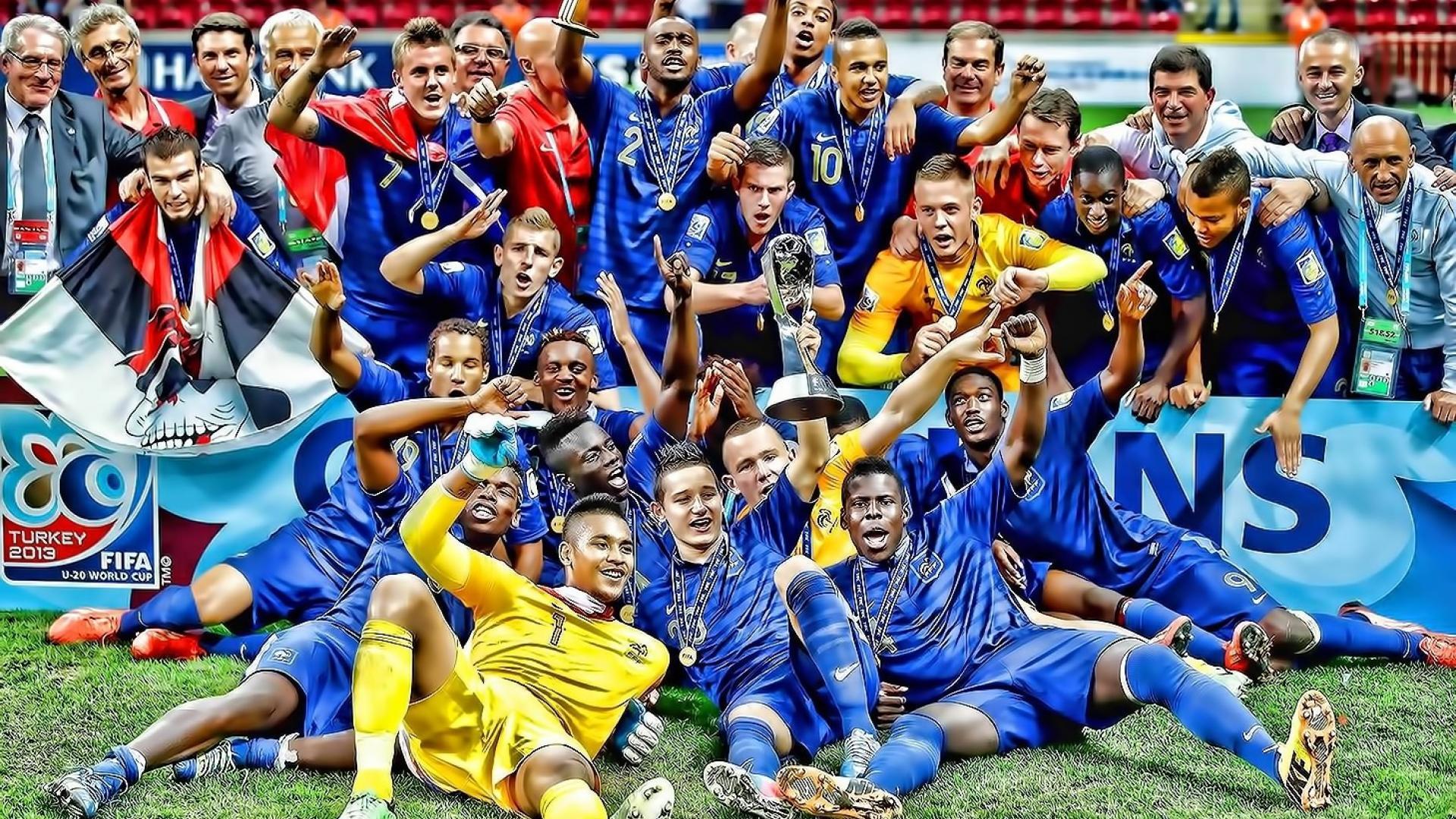 France National Football Team Background 9