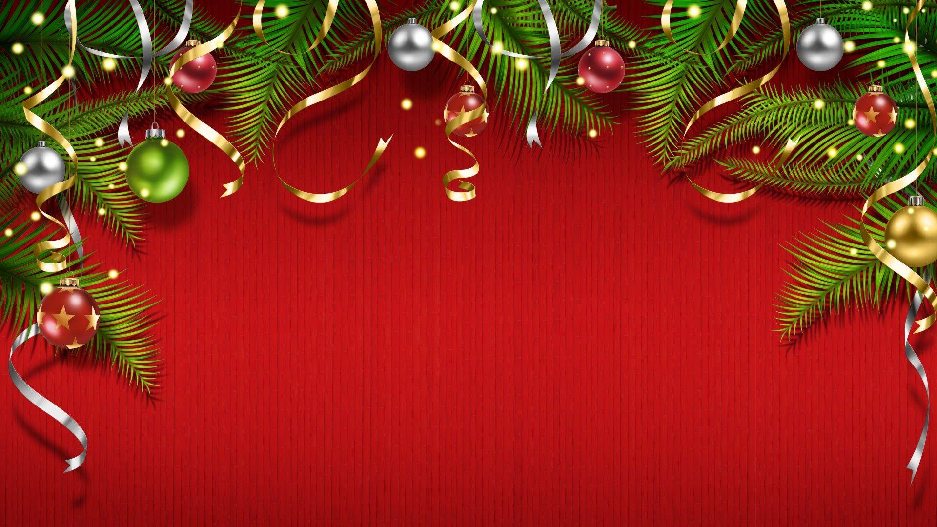 Full HD Pictures Christmas Decorations 494.39 KB