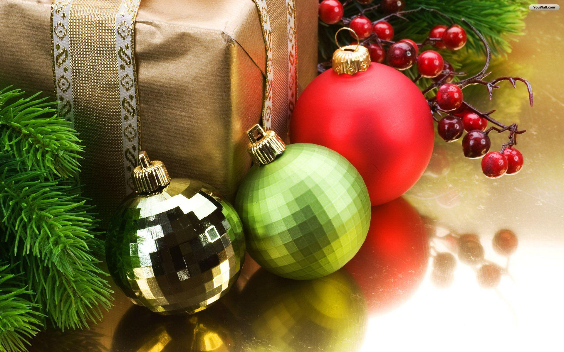 Christmas Decorations Ornaments HD Wallpapers of Christmas